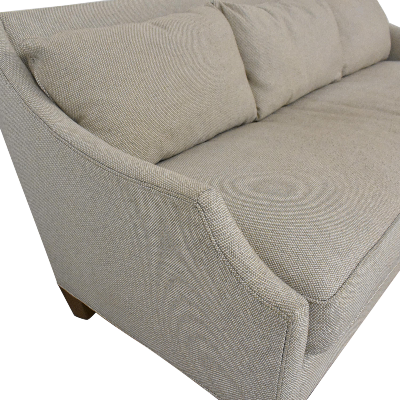 Precedent Furniture Precedent Furniture Braden Bench Cushion Sofa price