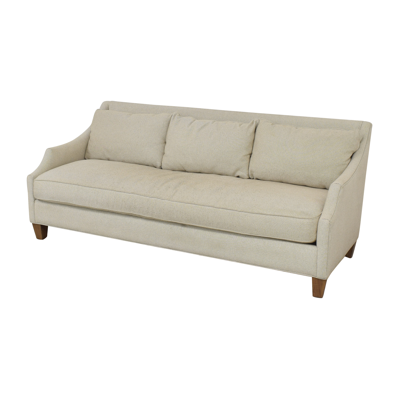 Precedent Furniture Precedent Furniture Braden Bench Cushion Sofa for sale