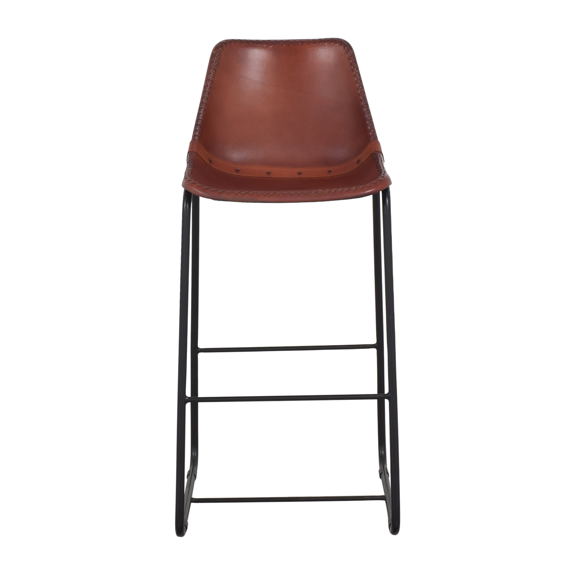CB2 CB2 Roadhouse Bar Stool pa