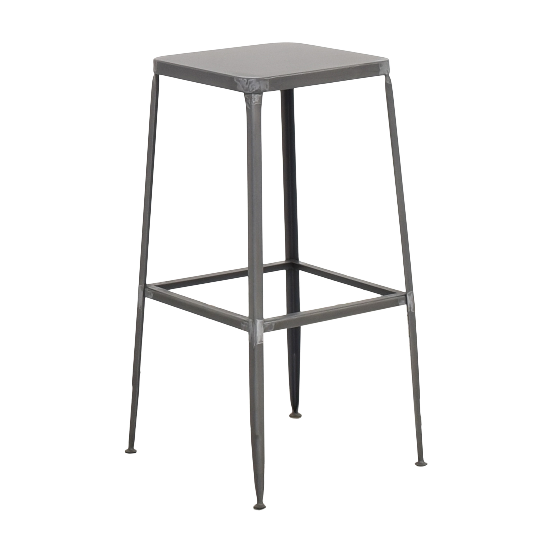 CB2 CB2 Flint Bar Stool Chairs