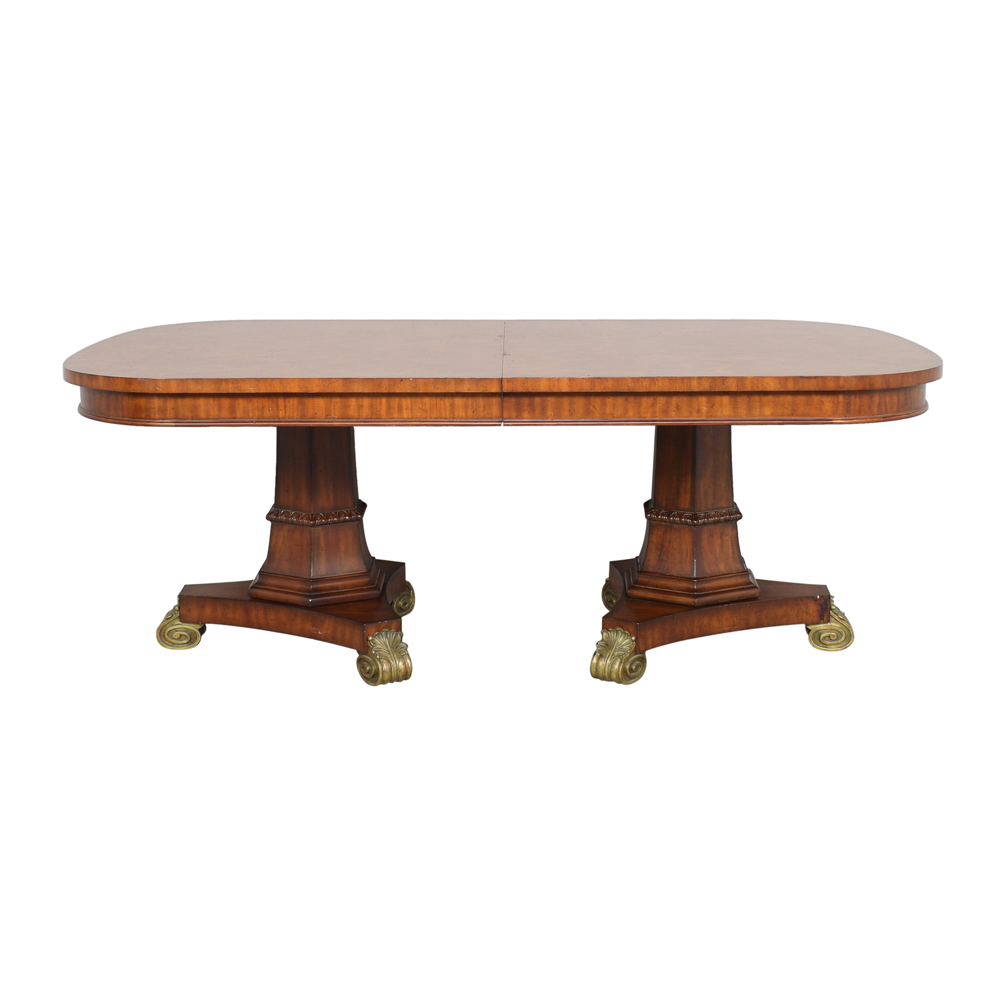shop Thomasville Ernest Hemingway Dining Table Thomasville Dinner Tables