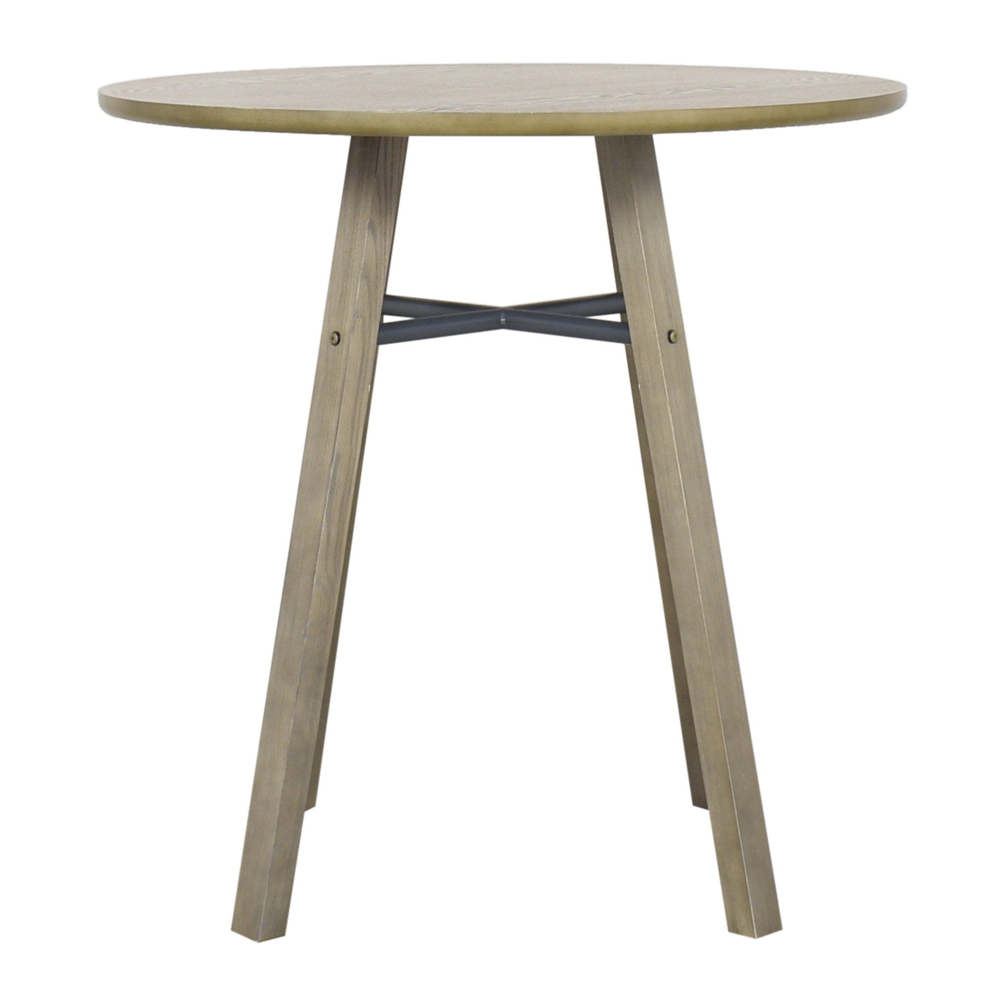 Crate & Barrel Crate & Barrel Bar Height Round Table dimensions