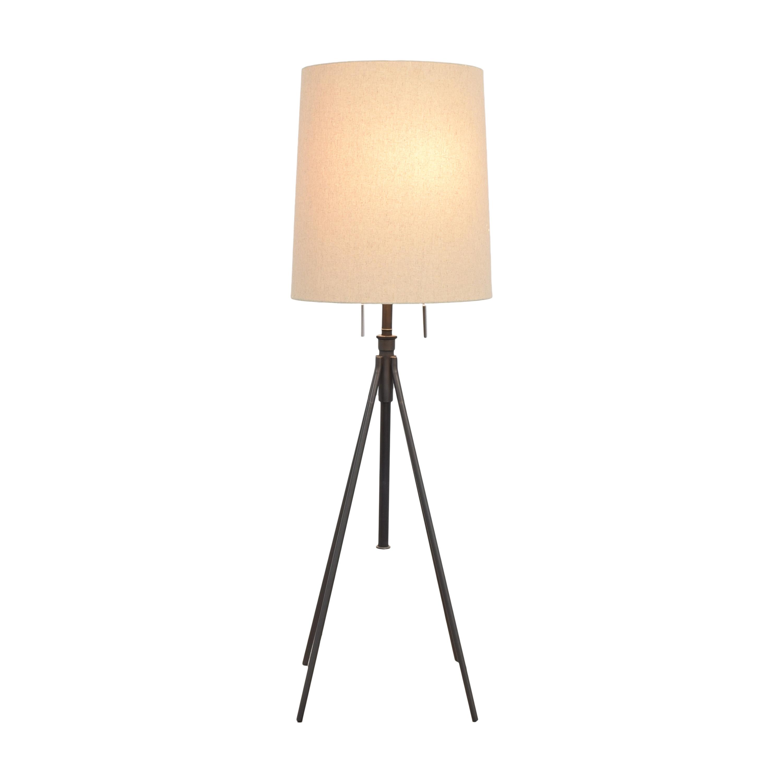 West Elm Adjustable Floor Lamp / Decor