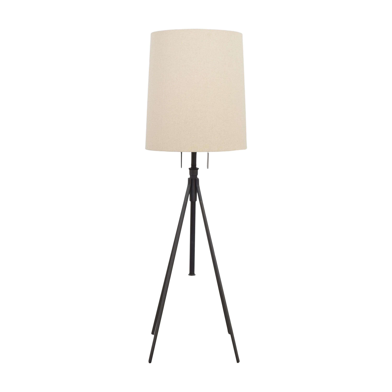West Elm Adjustable Floor Lamp / Lamps