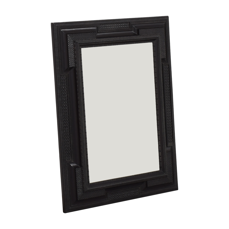 Restoration Hardware Restoration Hardware Framed Wall Mirror pa