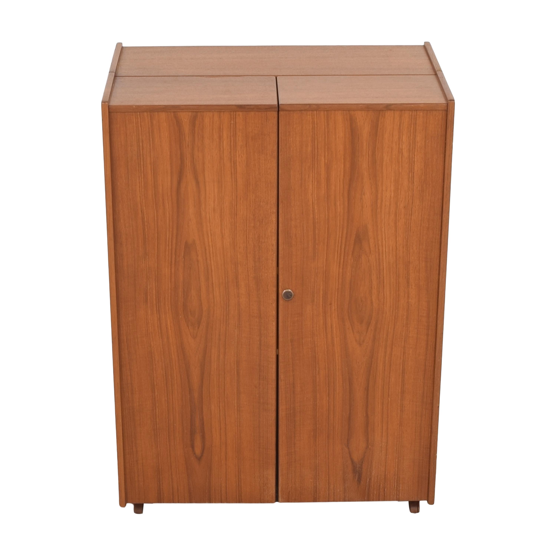 Mid-Century Modern Magic Box Folding Desk on sale