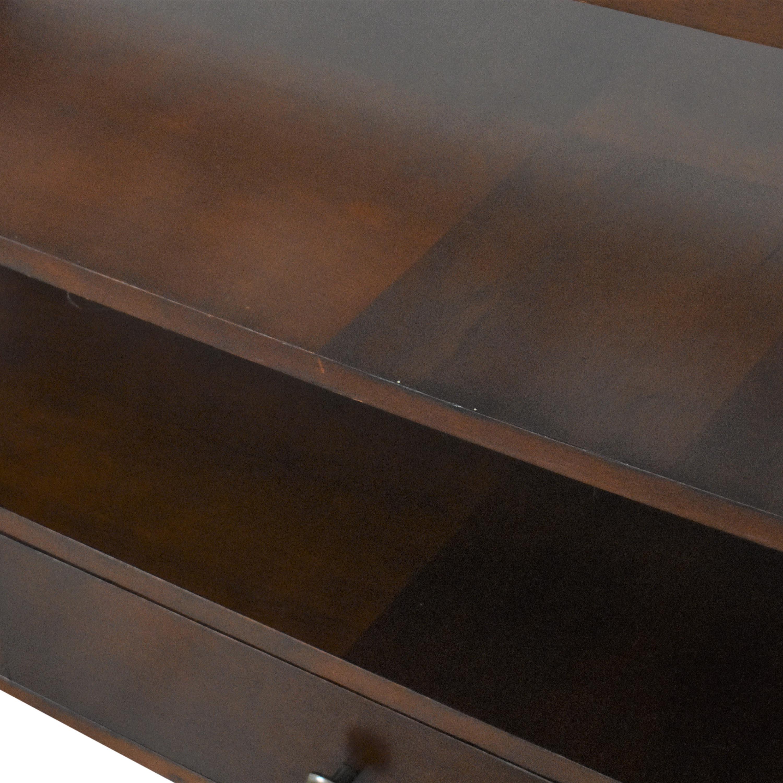 Macy's Macy's Three Drawer Console Table ma