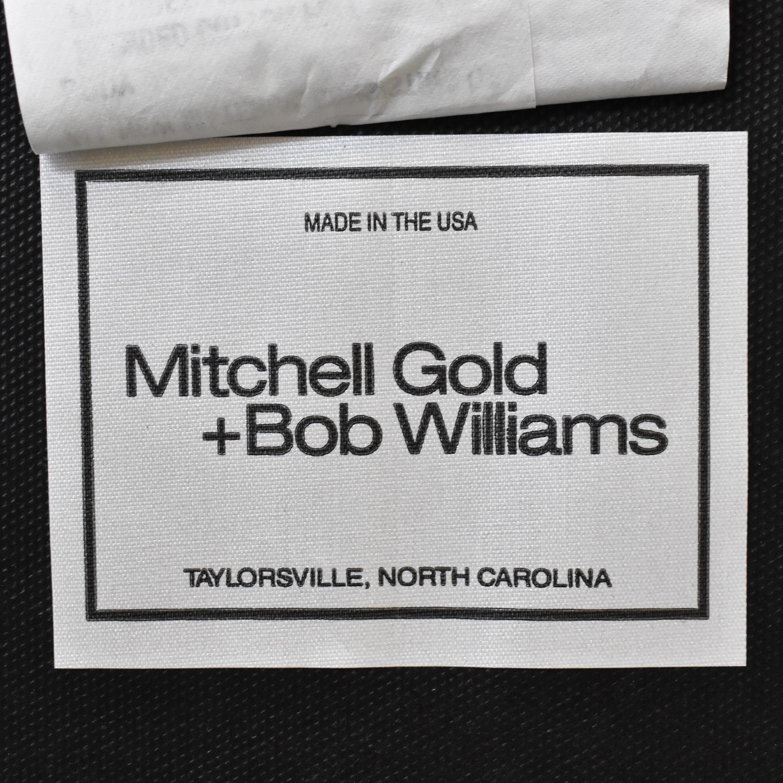 Mitchell Gold + Bob Williams Mitchell Gold + Bob Williams Carmen Round Cocktail Ottoman coupon