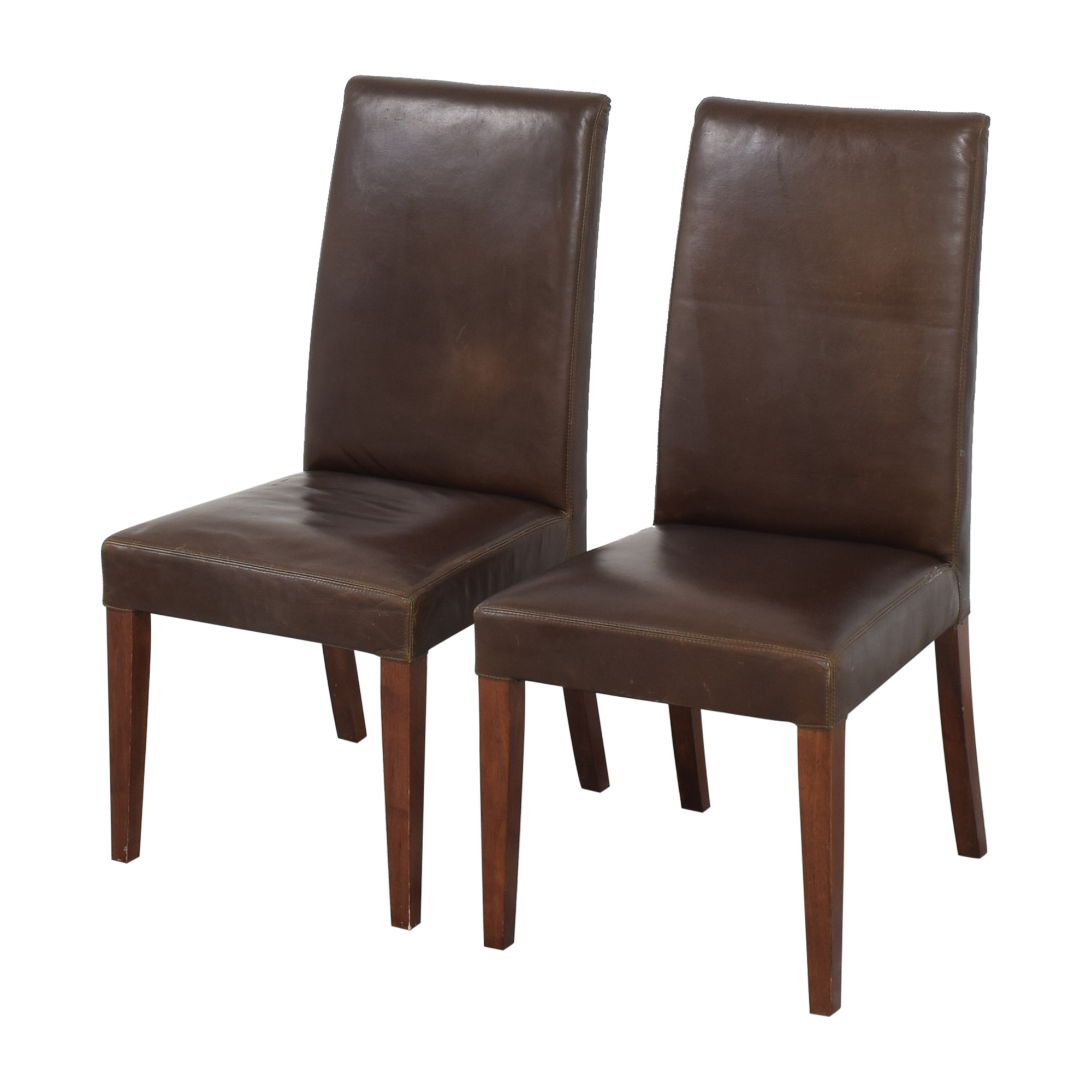 Pottery Barn Pottery Barn Grayson Dining Side Chairs ct