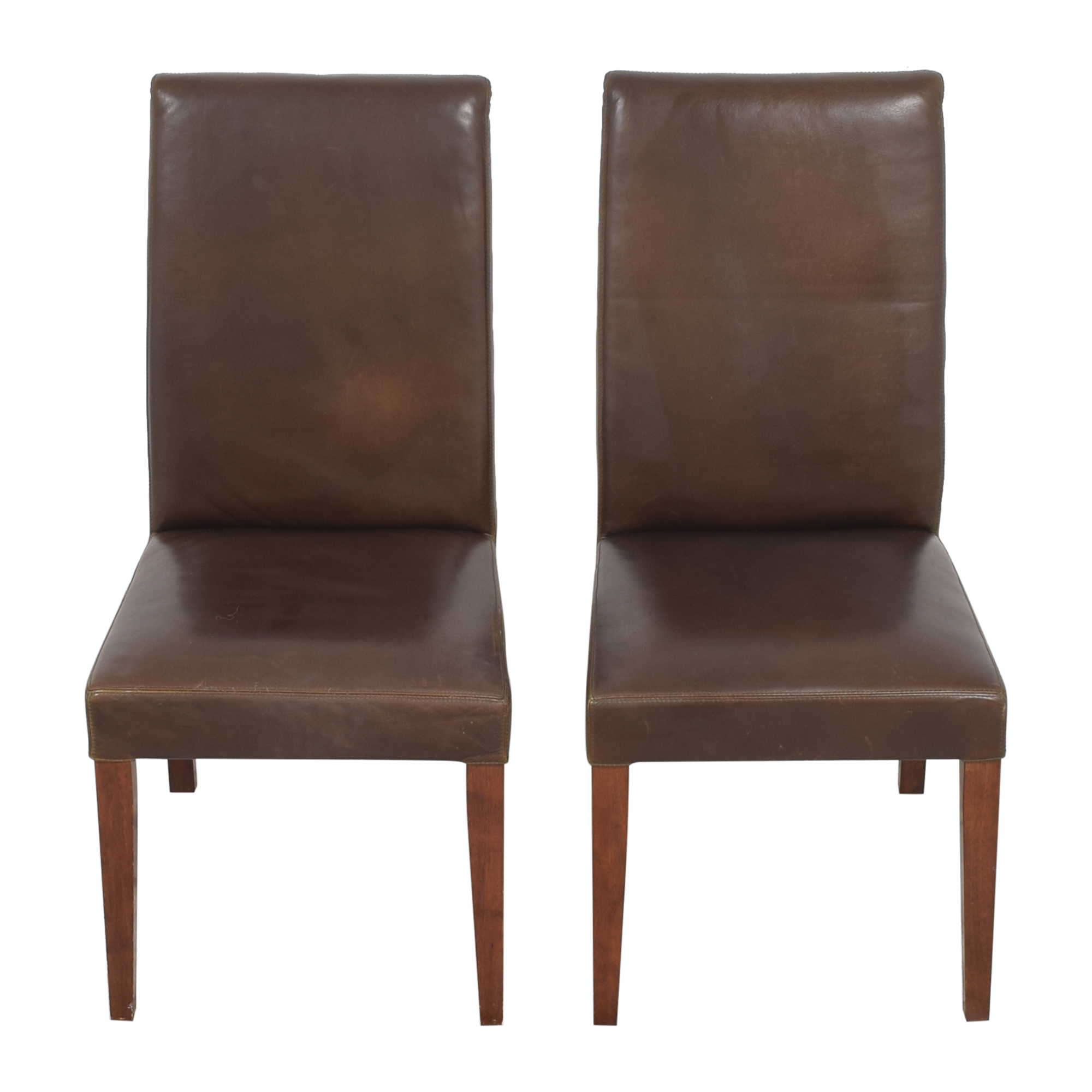 Pottery Barn Pottery Barn Grayson Dining Side Chairs on sale