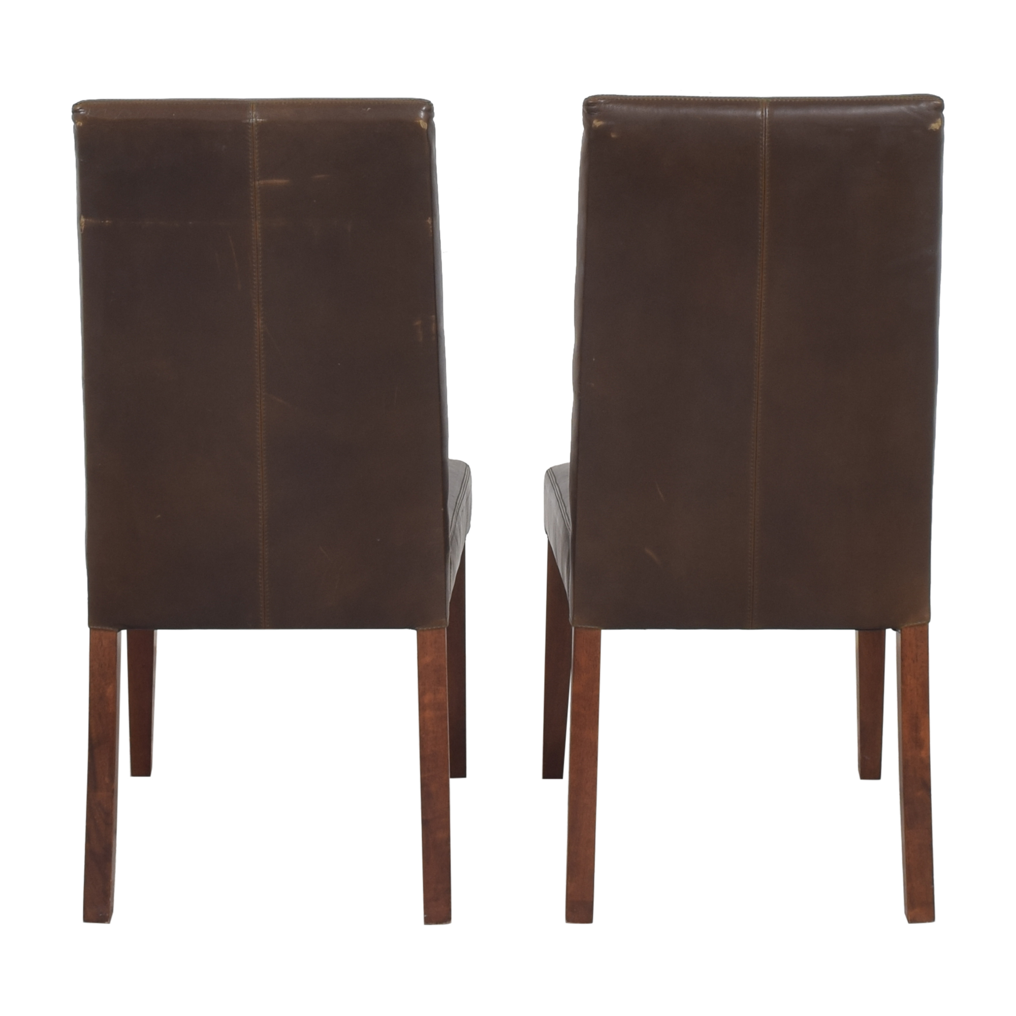 Pottery Barn Pottery Barn Grayson Dining Side Chairs Chairs