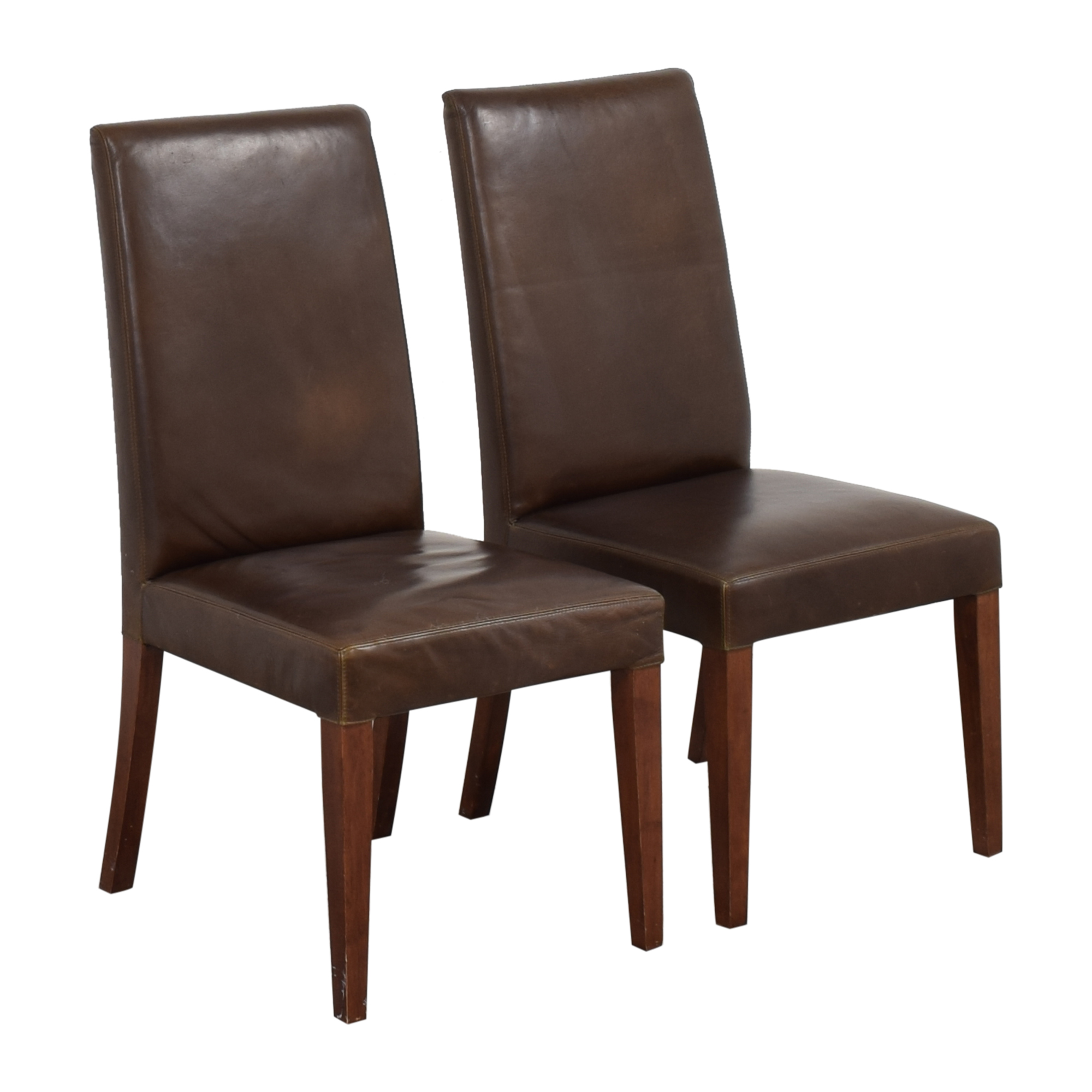 Pottery Barn Pottery Barn Grayson Dining Side Chairs for sale