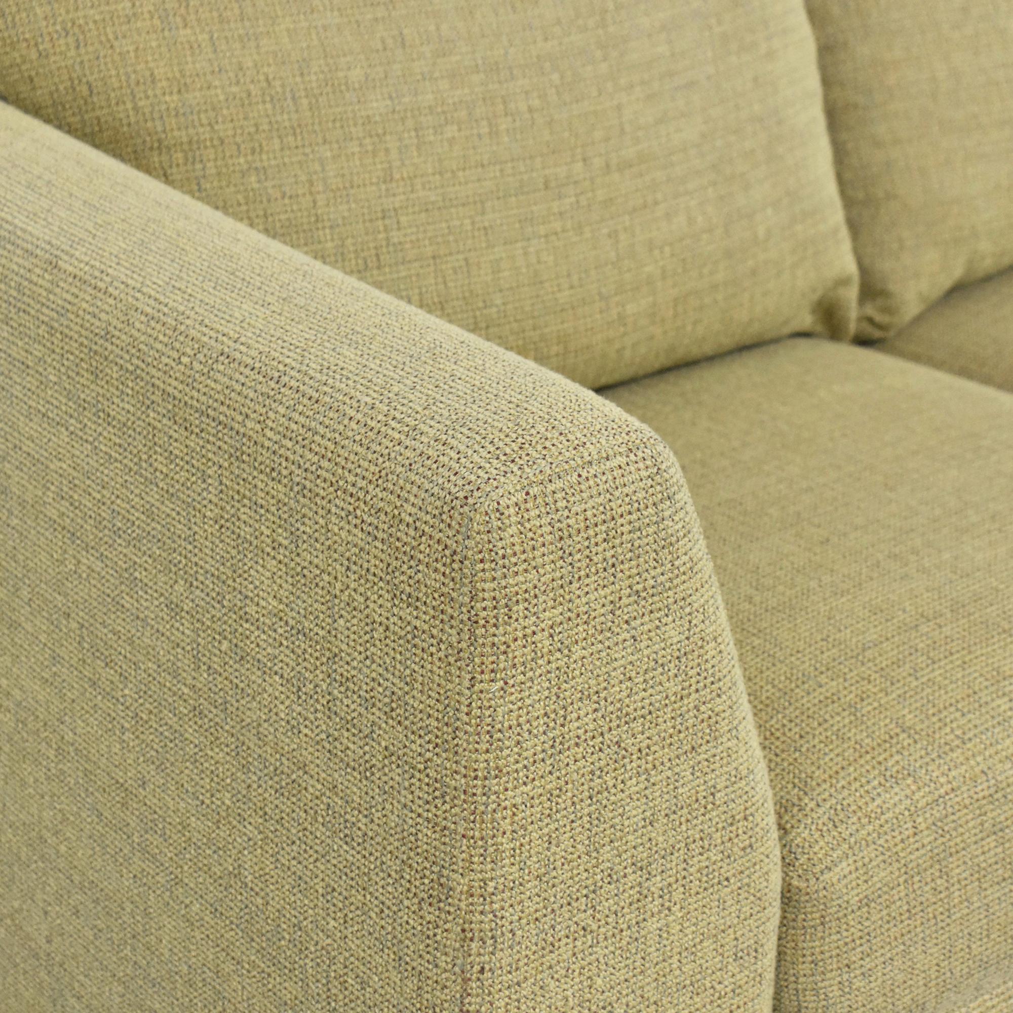 Jaymar Chaise Sectional Sofa Jaymar