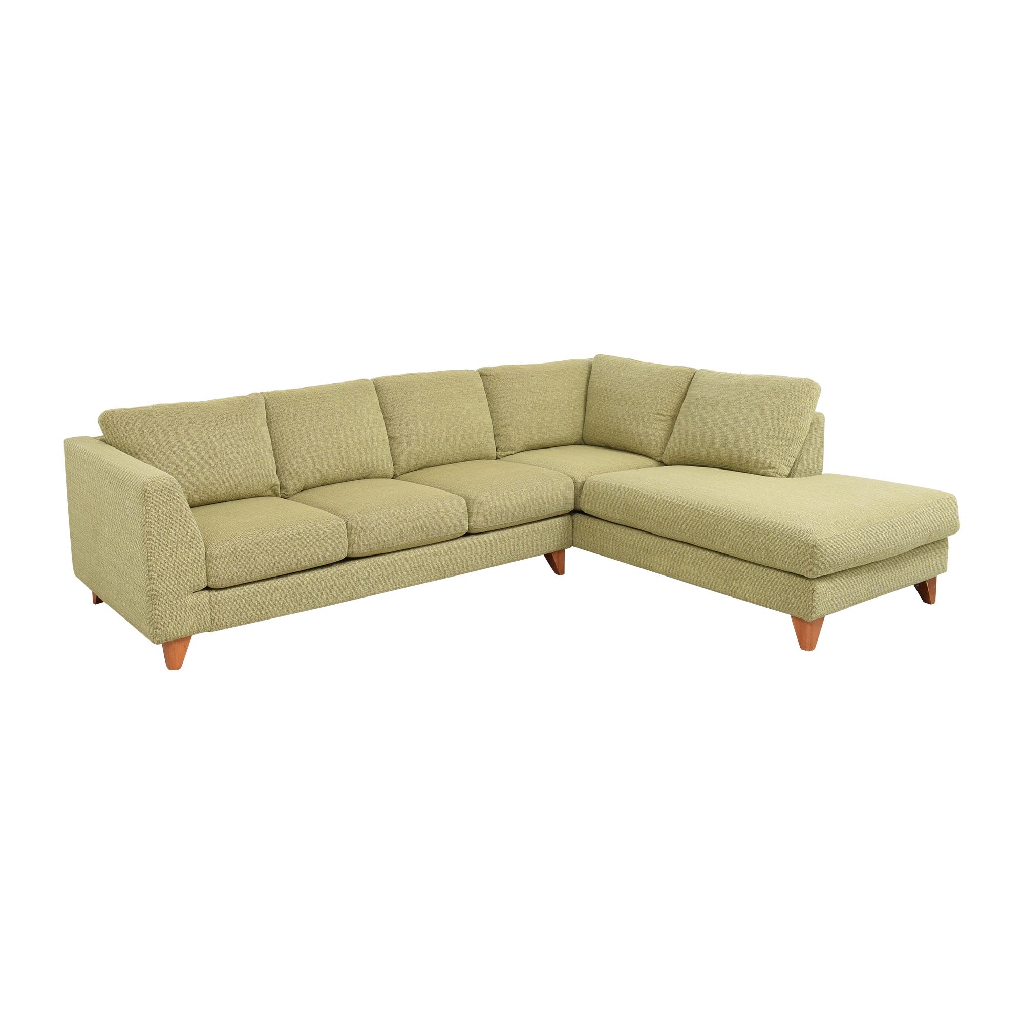 Jaymar Jaymar Chaise Sectional Sofa Sectionals