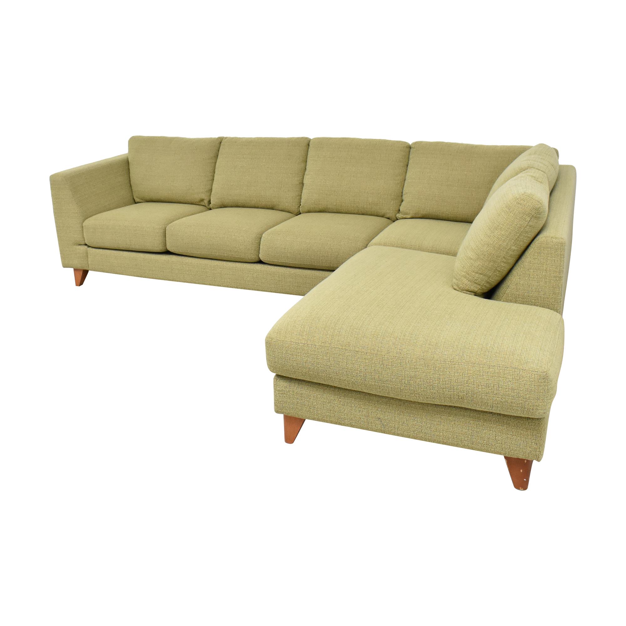 Jaymar Jaymar Chaise Sectional Sofa nyc