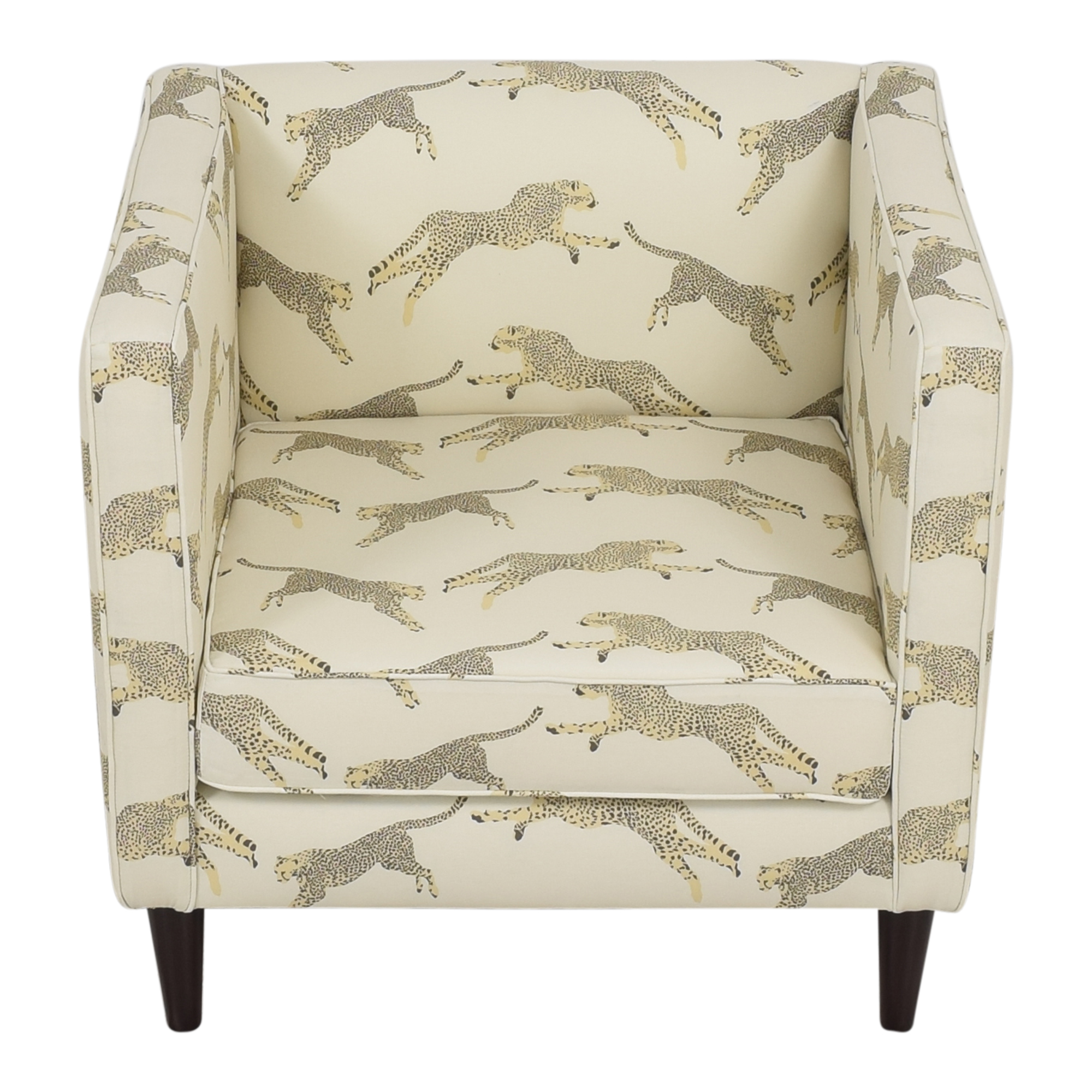 shop The Inside Tuxedo Chair The Inside Accent Chairs