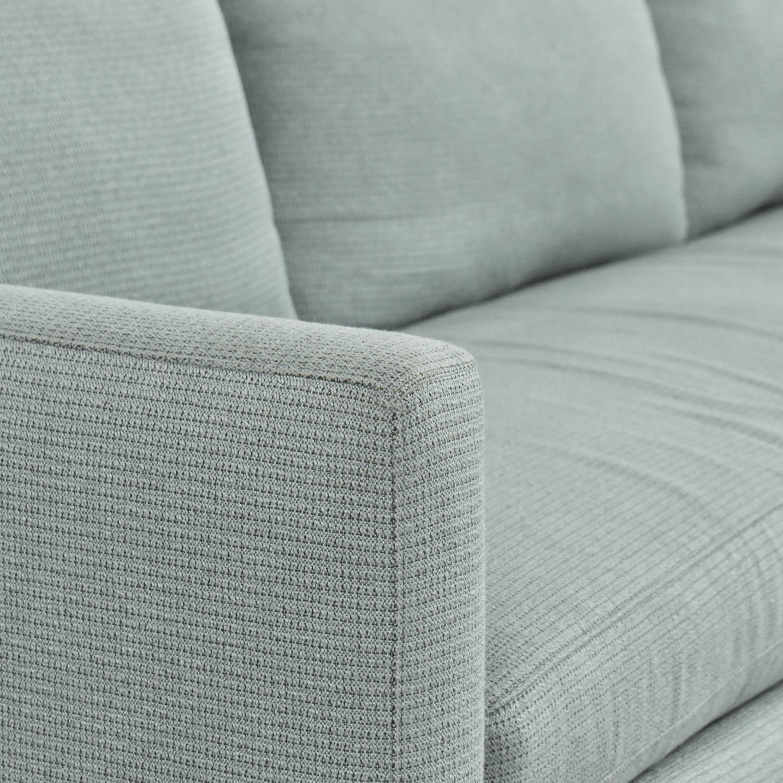 shop ABC Carpet & Home Soho Bench Cushion Sofa ABC Carpet & Home Sofas