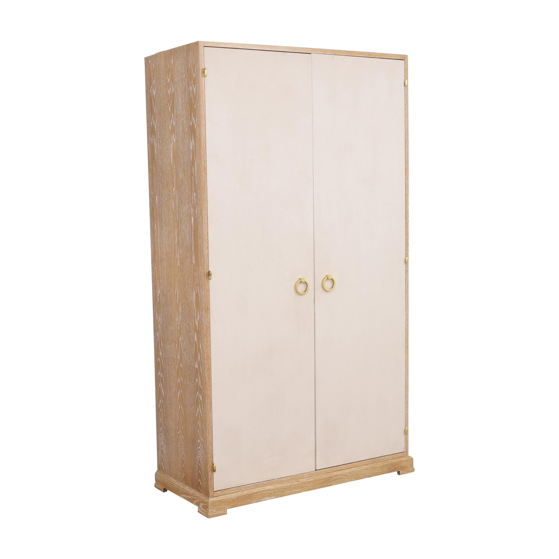 Custom Two Door Armoire