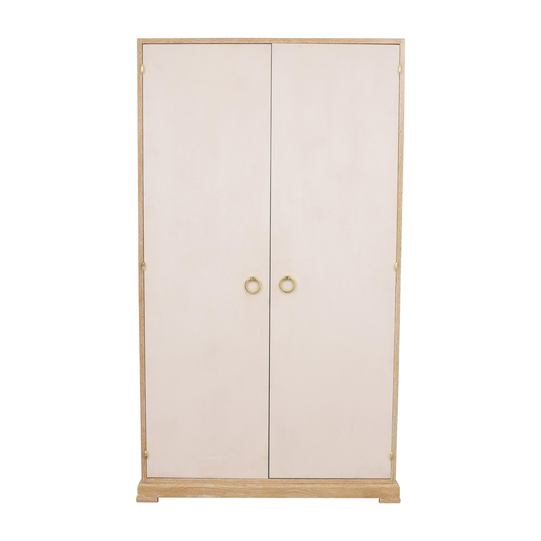 Custom Two Door Armoire on sale