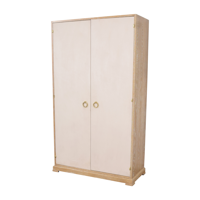 Custom Two Door Armoire for sale