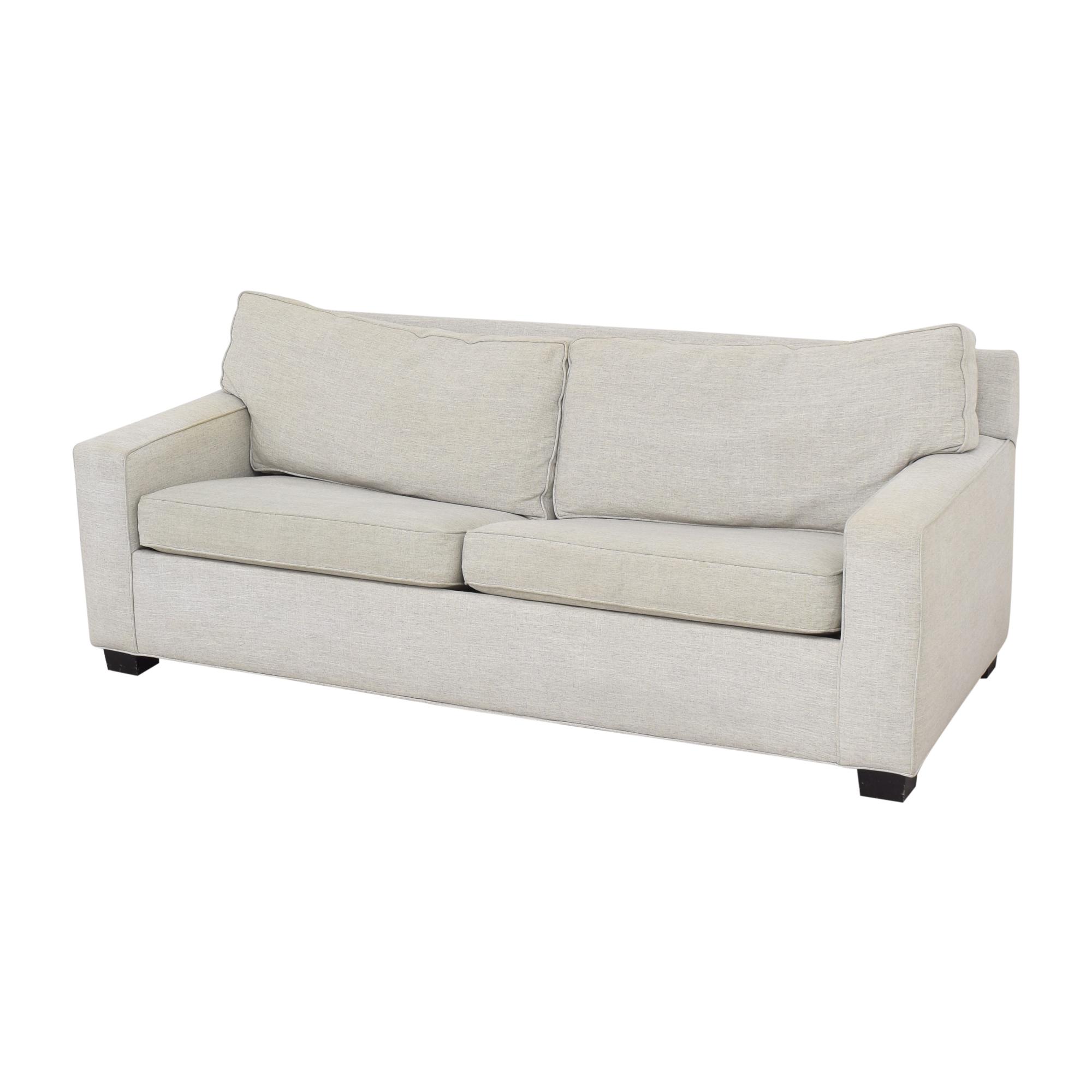 Mitchell Gold + Bob Williams Alex Queen Sleeper Sofa sale