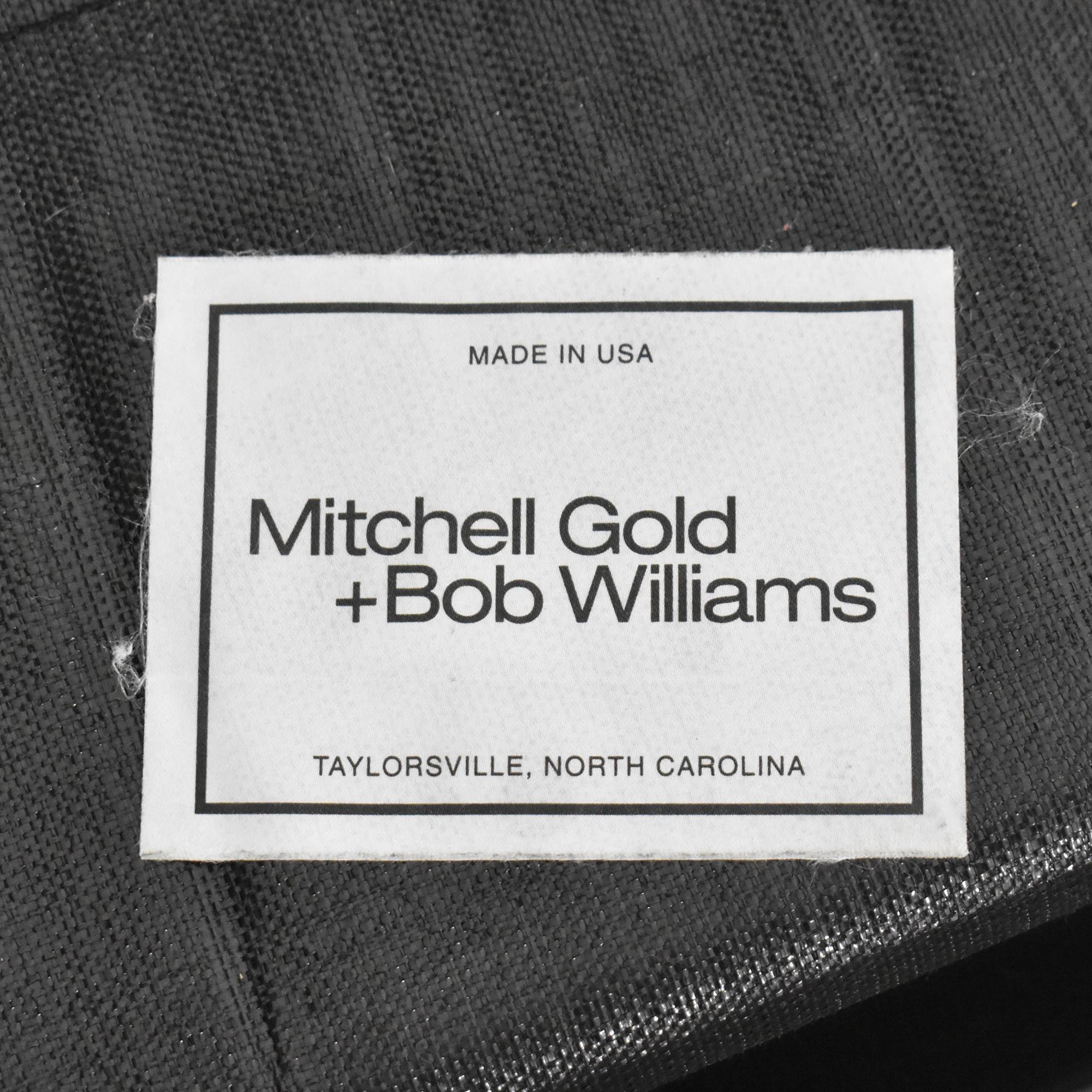 Mitchell Gold + Bob Williams Mitchell Gold + Bob Williams Alex Queen Sleeper Sofa