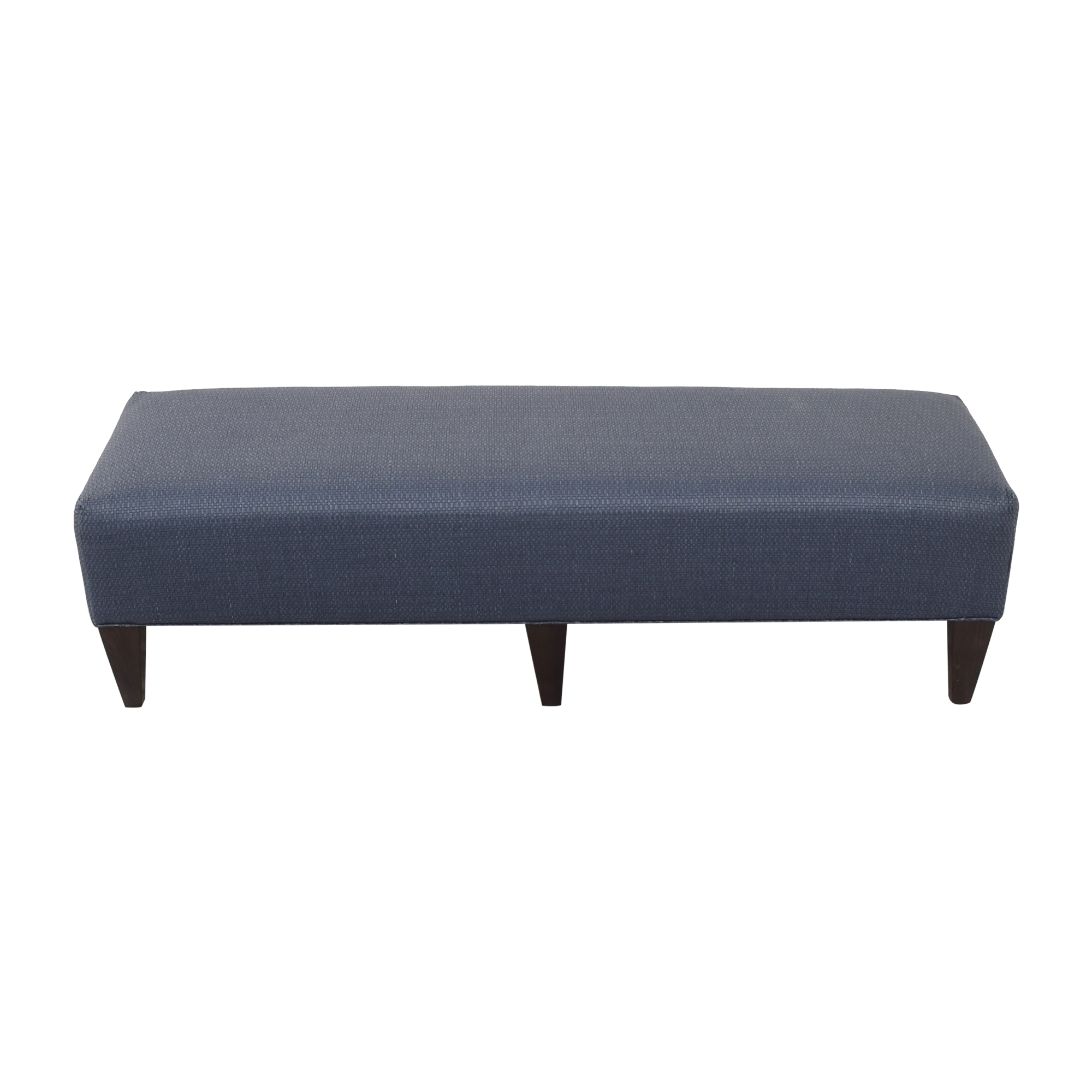 Portico Portico Cushioned Bench dimensions