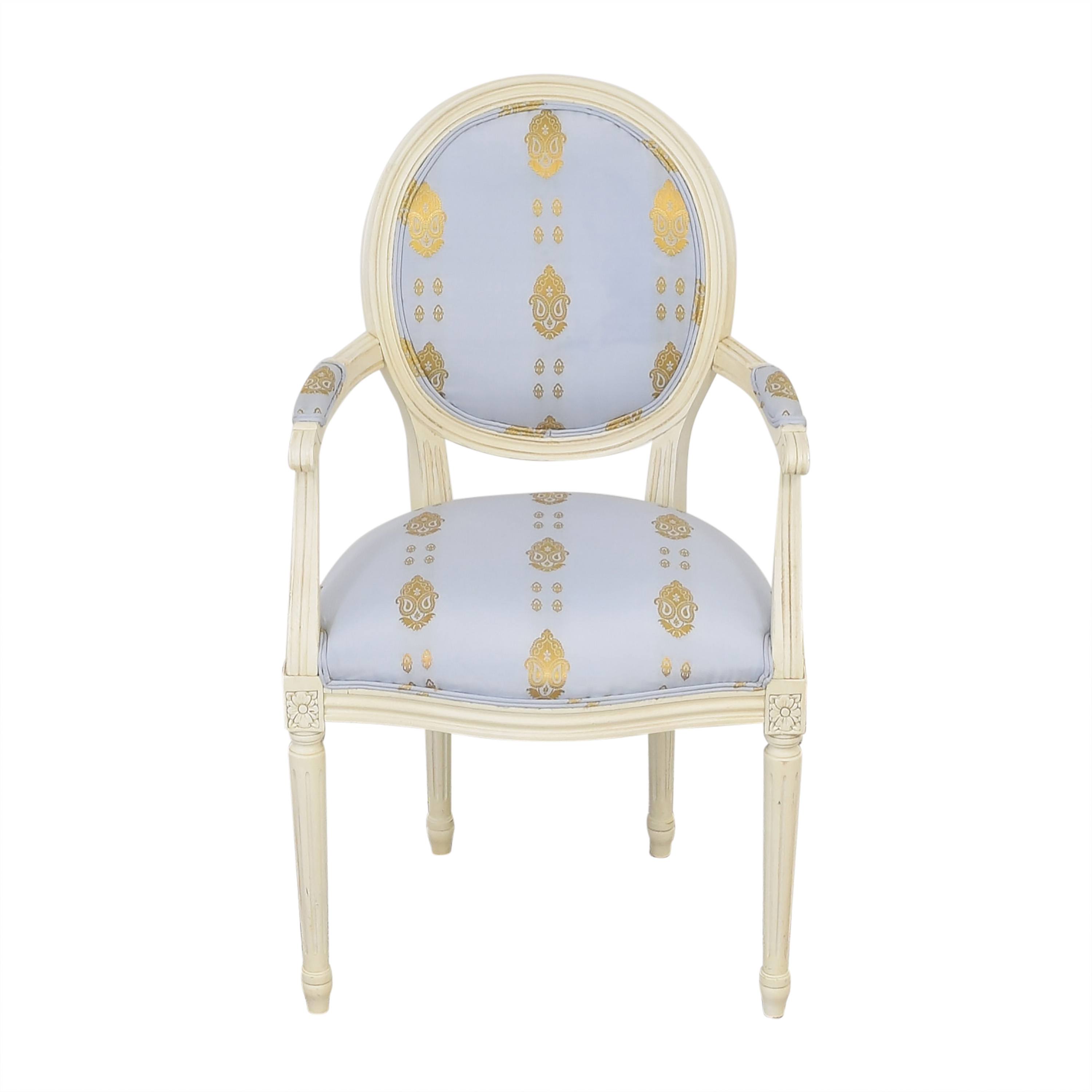 Ethan Allen Ethan Allen French Style Arm Chair ct