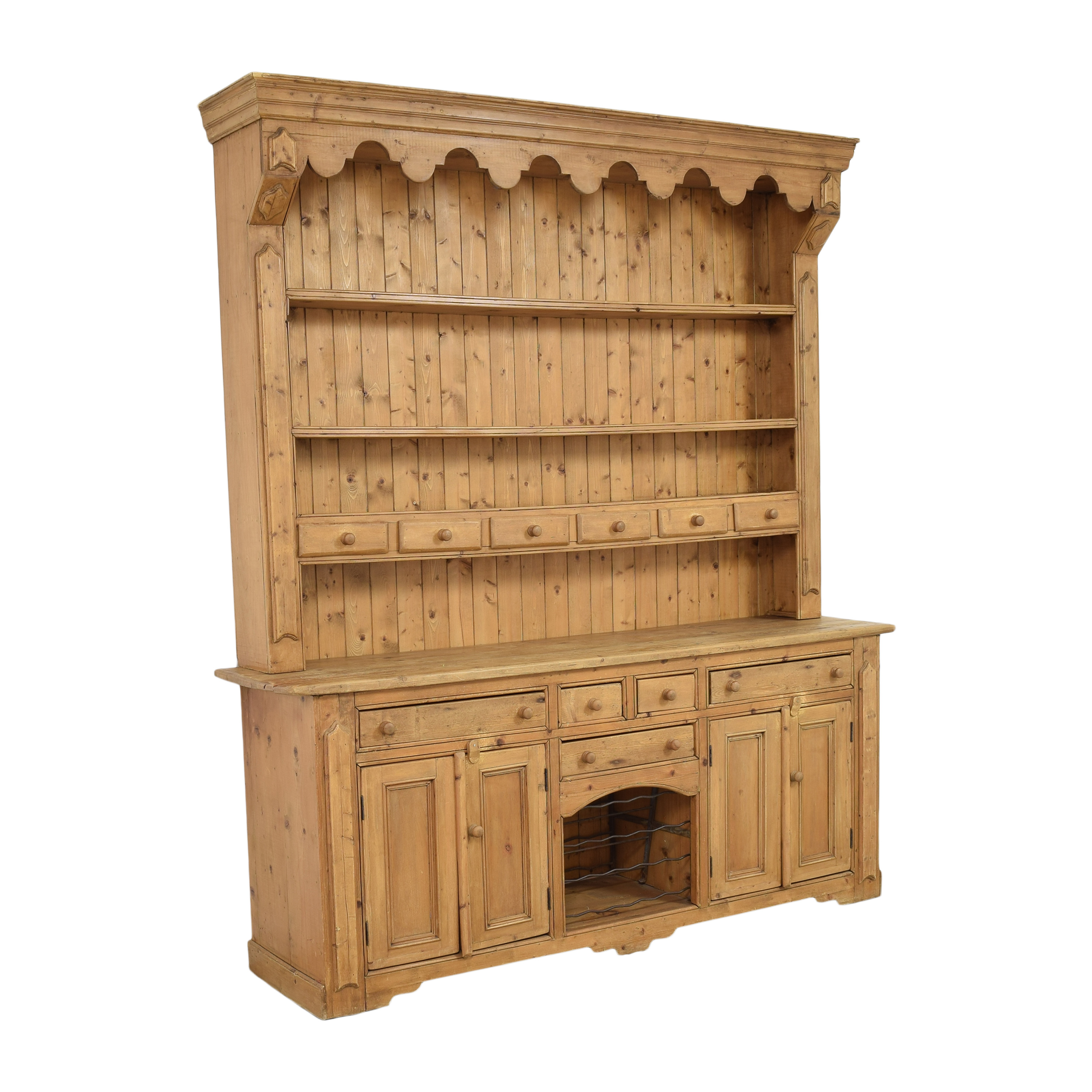 shop ABC Carpet & Home Sideboard with Hutch ABC Carpet & Home Storage