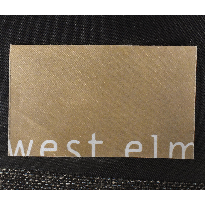 West Elm West Elm Urban Two Cushion Sofa for sale