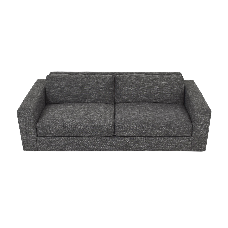 West Elm West Elm Urban Two Cushion Sofa