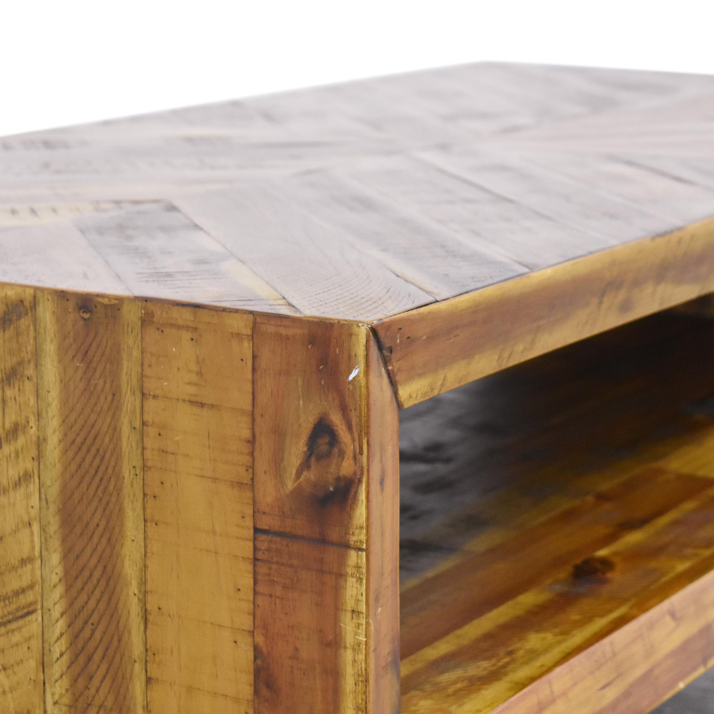 West Elm Alexa Reclaimed Coffee Table / Tables