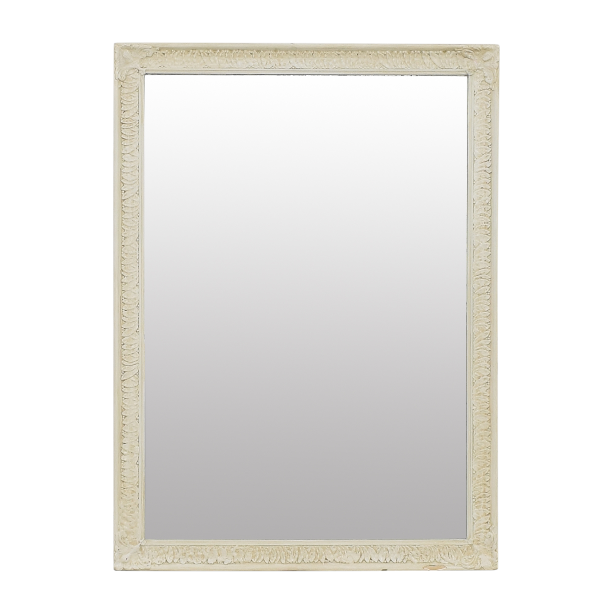 Framed Wall Mirror pa