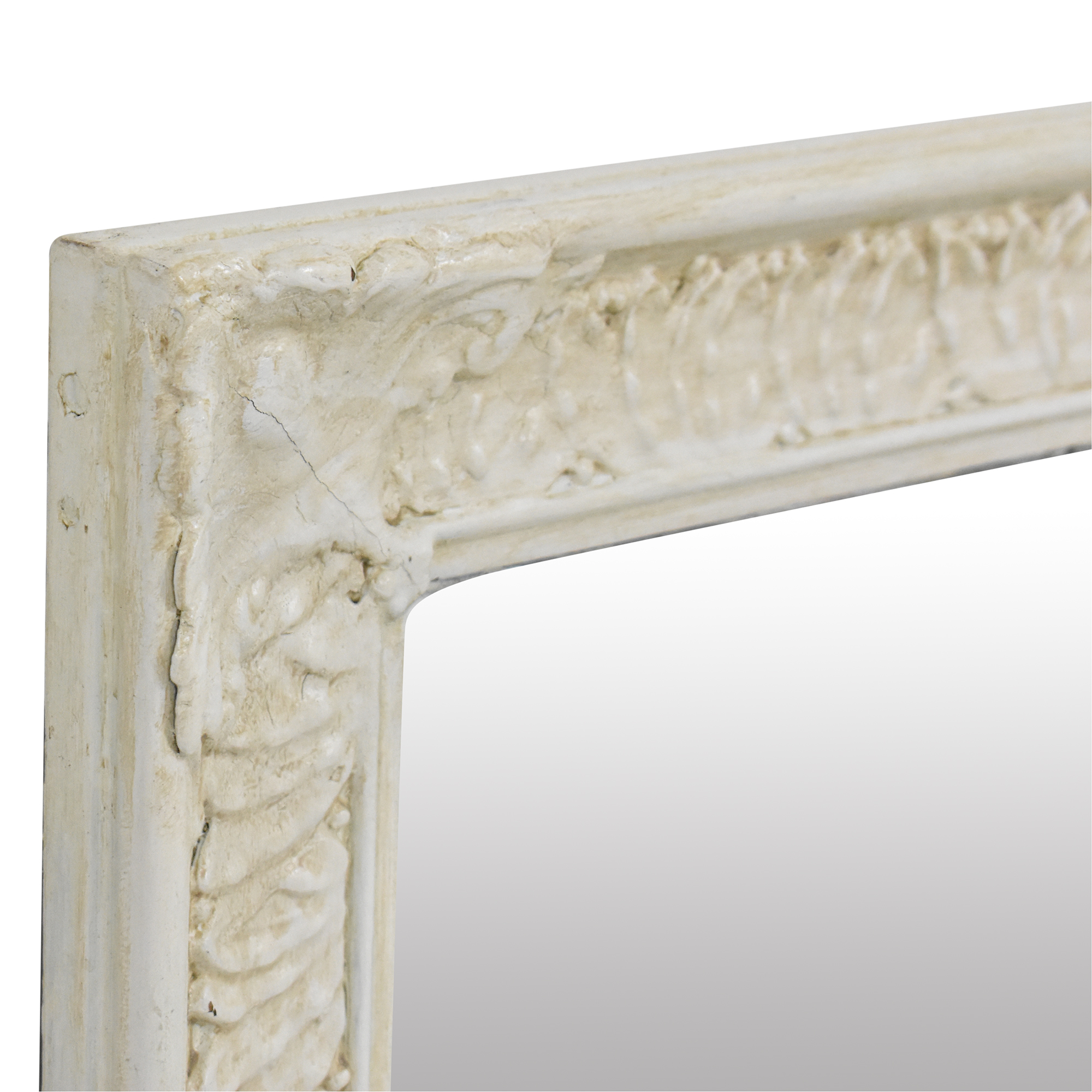 Framed Wall Mirror ct