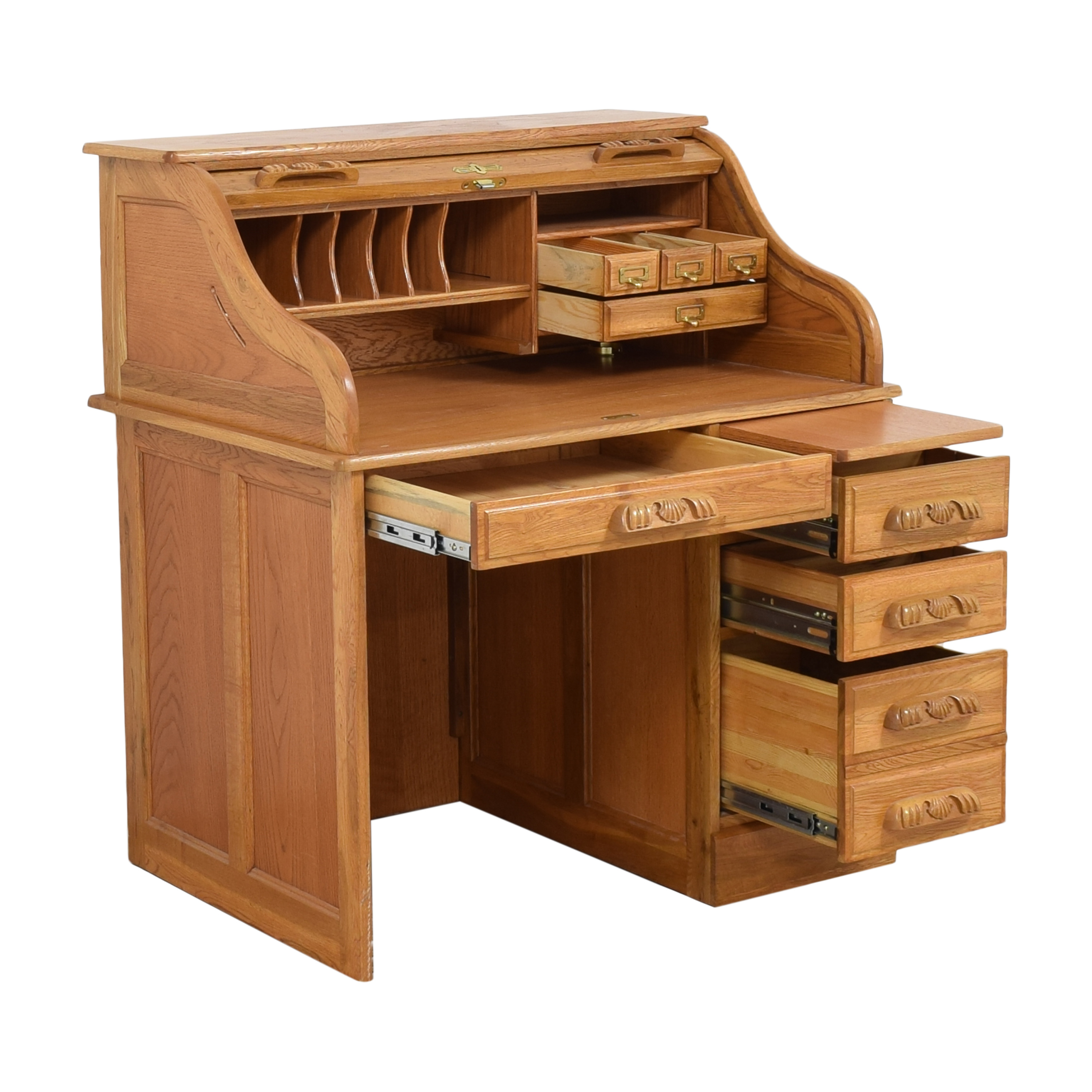 Roll Top Home Office Desk nyc