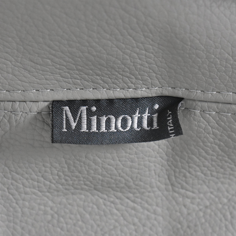 shop Minotti Cortina Armchair Minotti