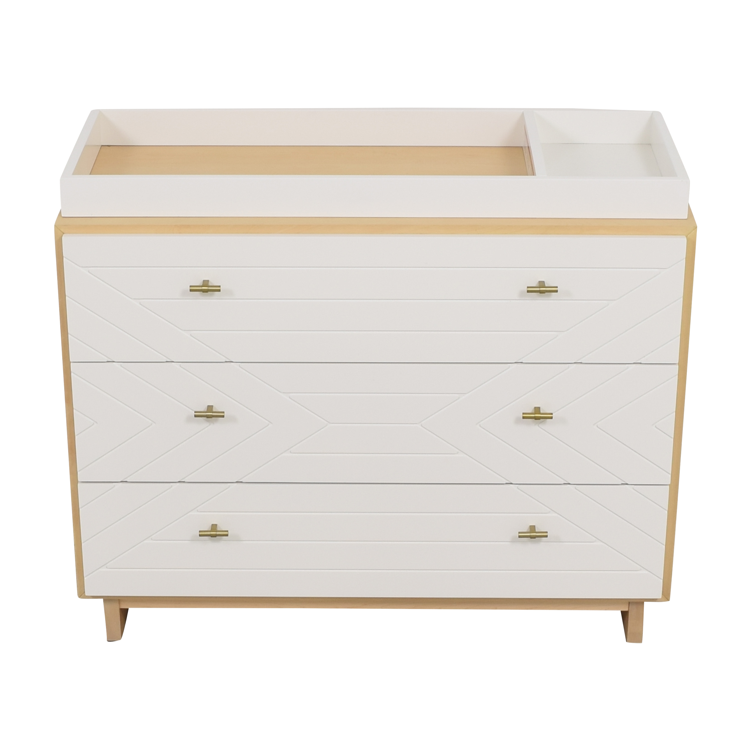 West Elm West Elm Cora Three Drawer Changing Table nyc