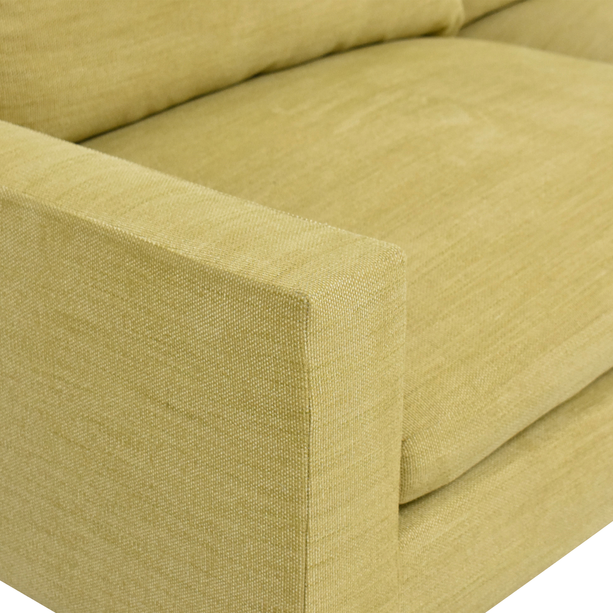 West Elm West Elm Harmony Two Cushion Sofa price