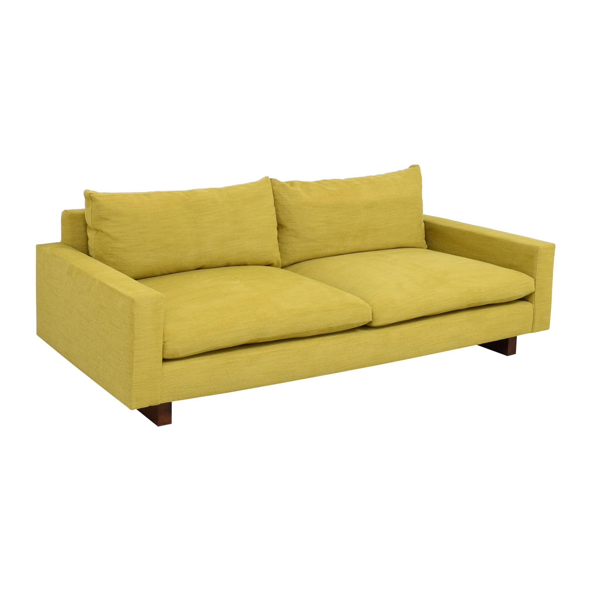 West Elm West Elm Harmony Two Cushion Sofa