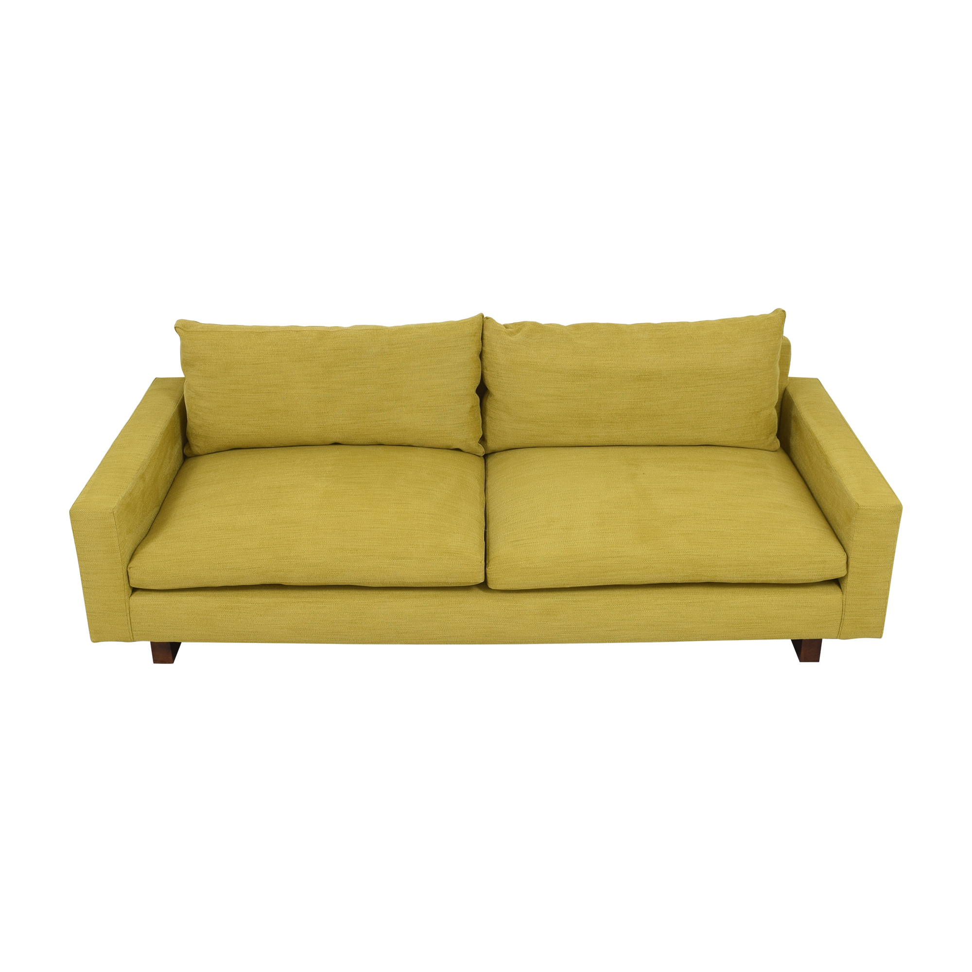West Elm Harmony Two Cushion Sofa sale