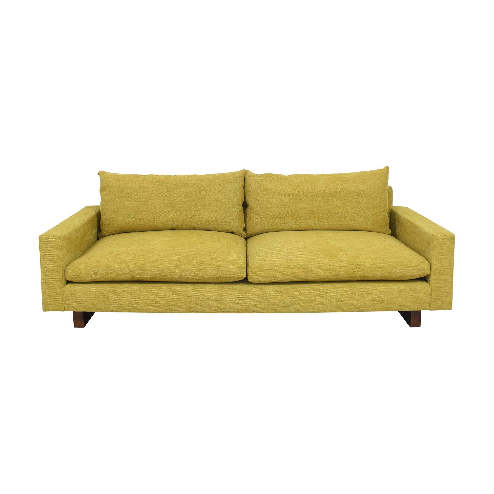 West Elm West Elm Harmony Two Cushion Sofa used