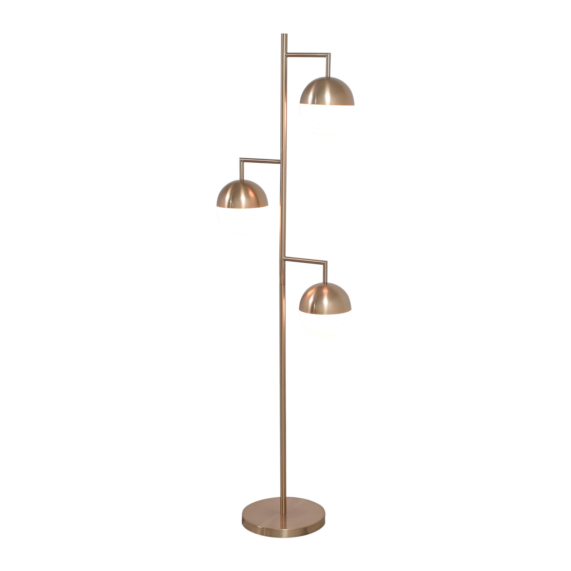 CB2 Orbs Floor Lamp sale