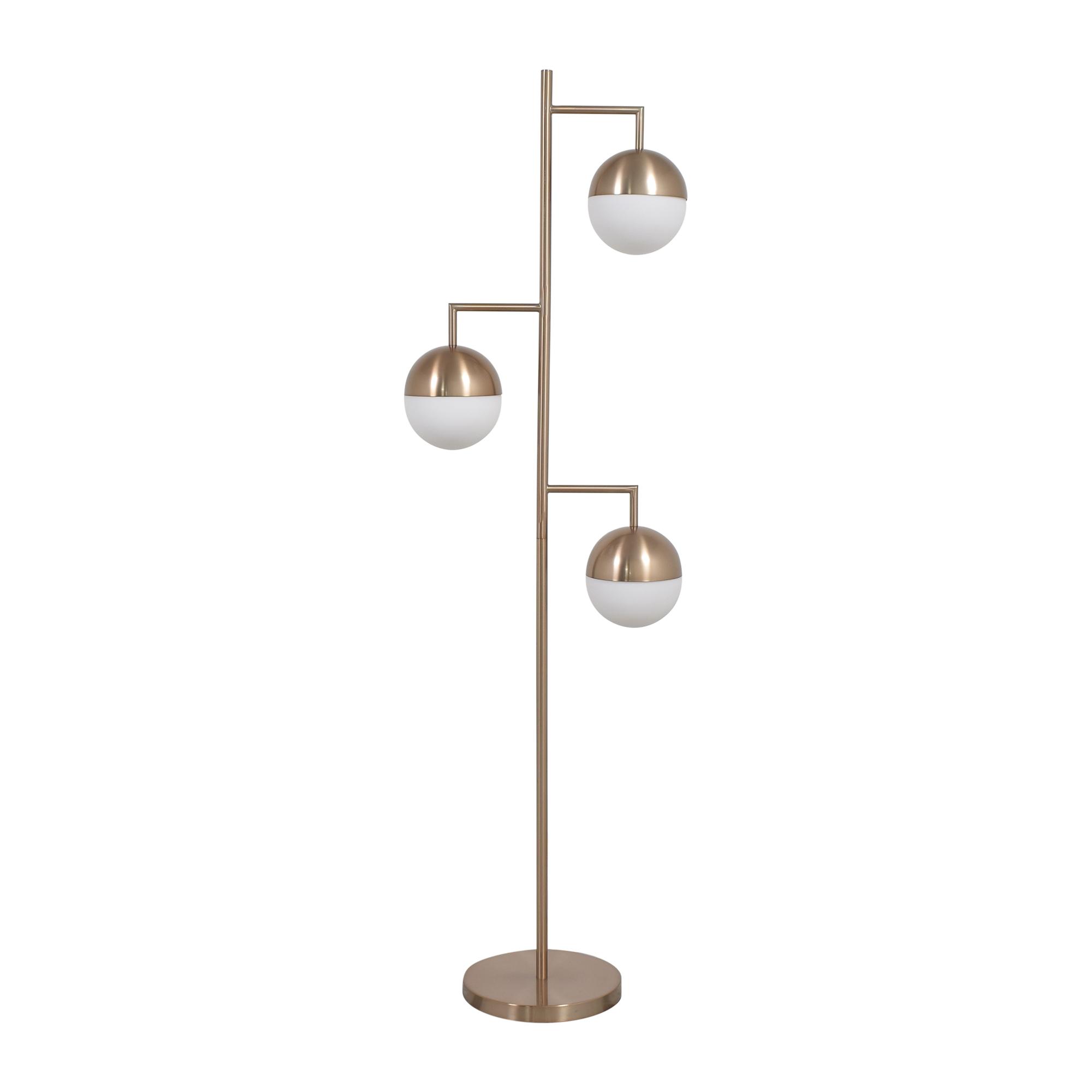 CB2 CB2 Orbs Floor Lamp Lamps