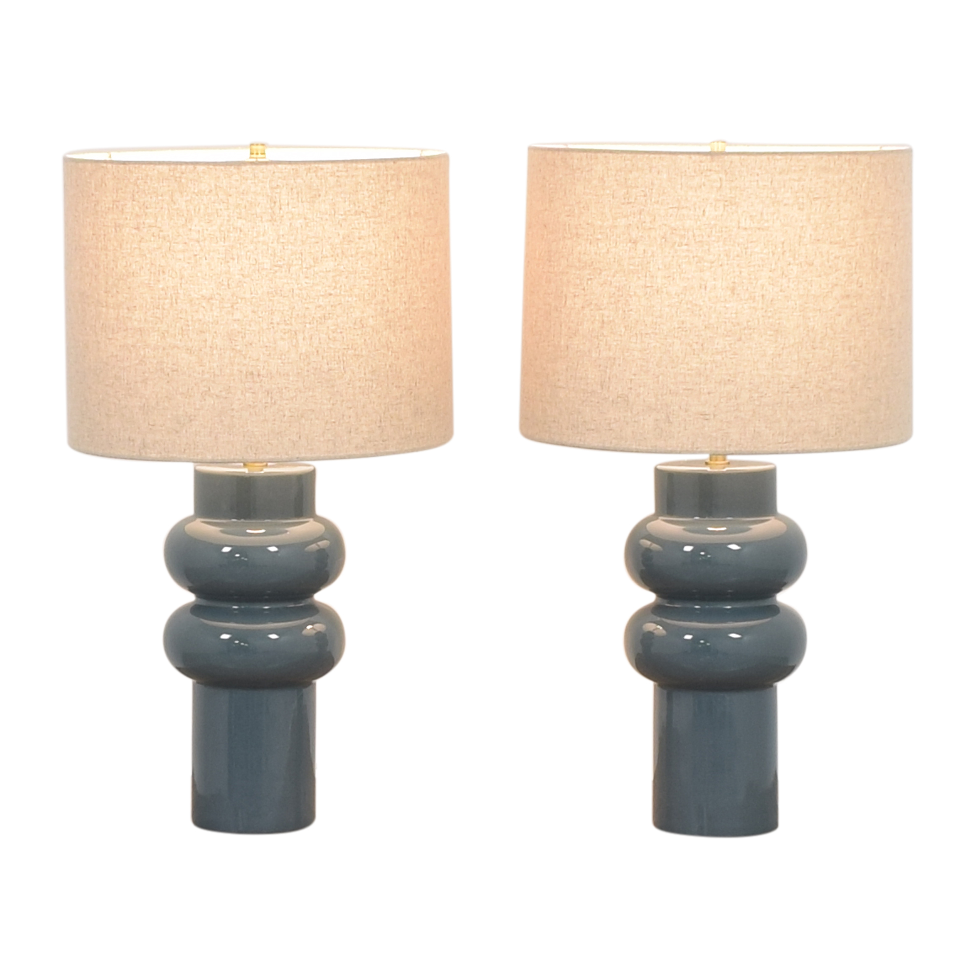 shop West Elm West Elm Modern Totem Table Lamps online