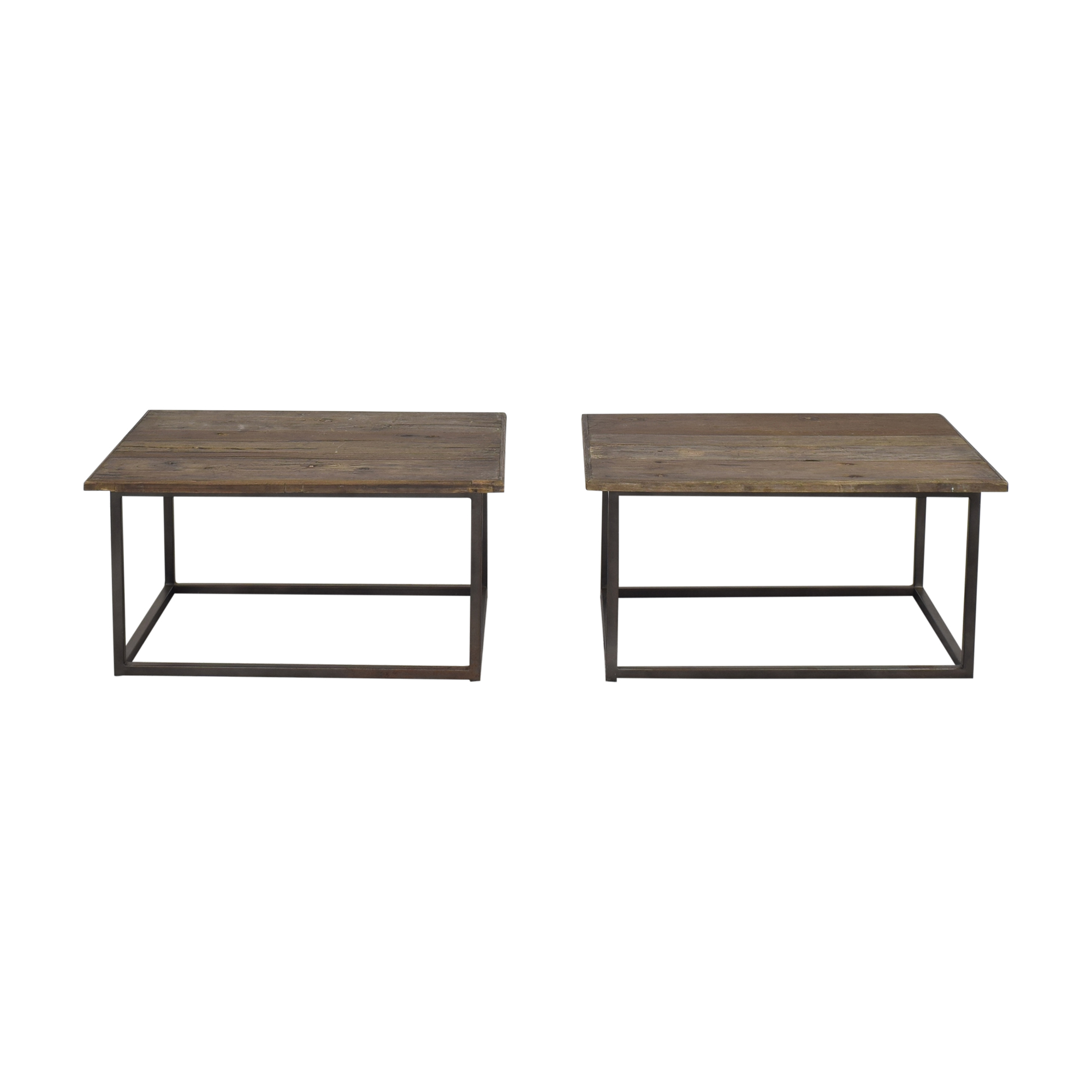 Restoration Hardware Accent Tables / End Tables