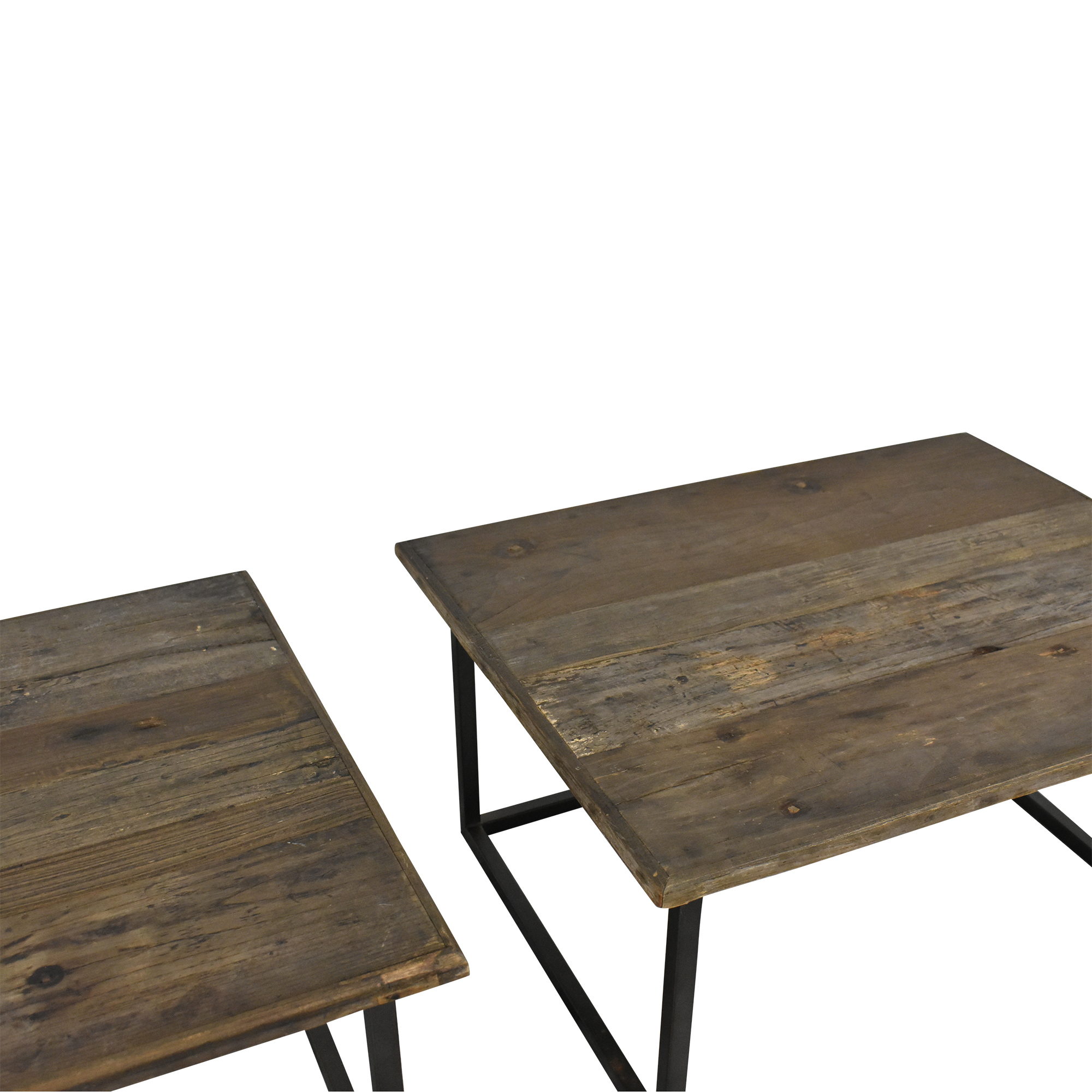 Restoration Hardware Restoration Hardware Accent Tables on sale