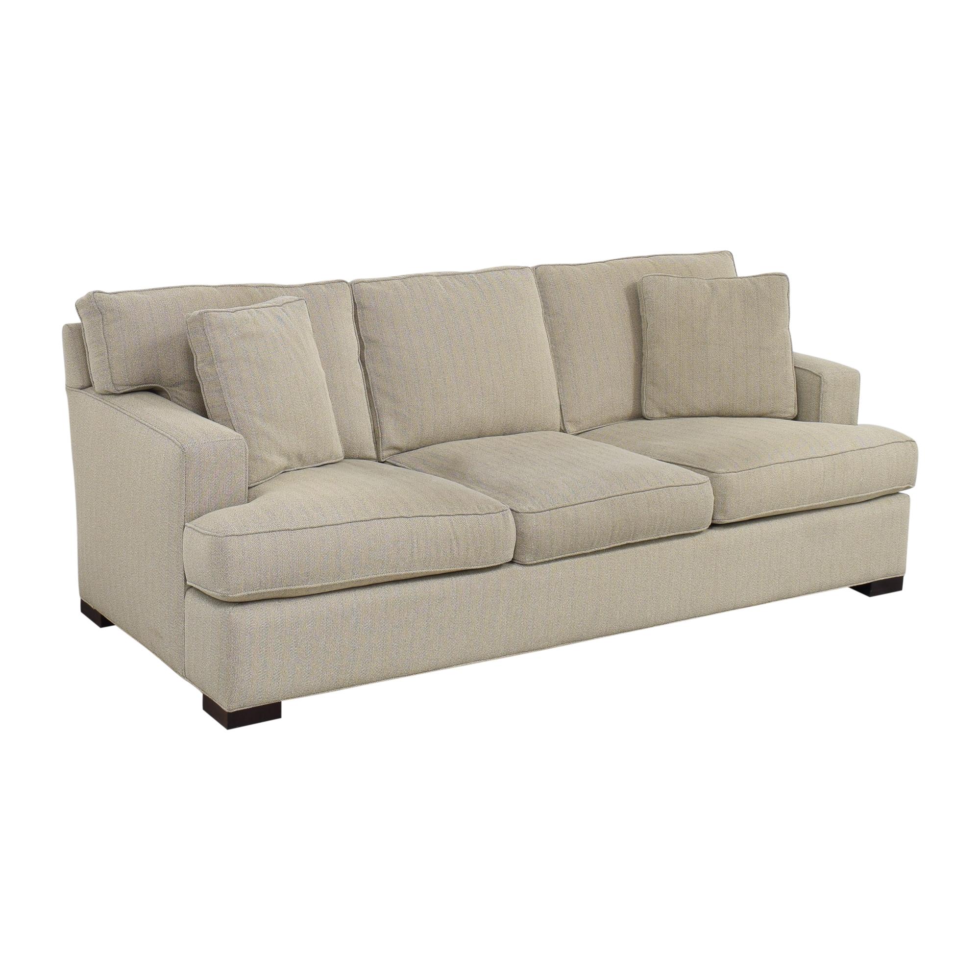 buy Arhaus Arhaus Dune Three Cushion Sofa online