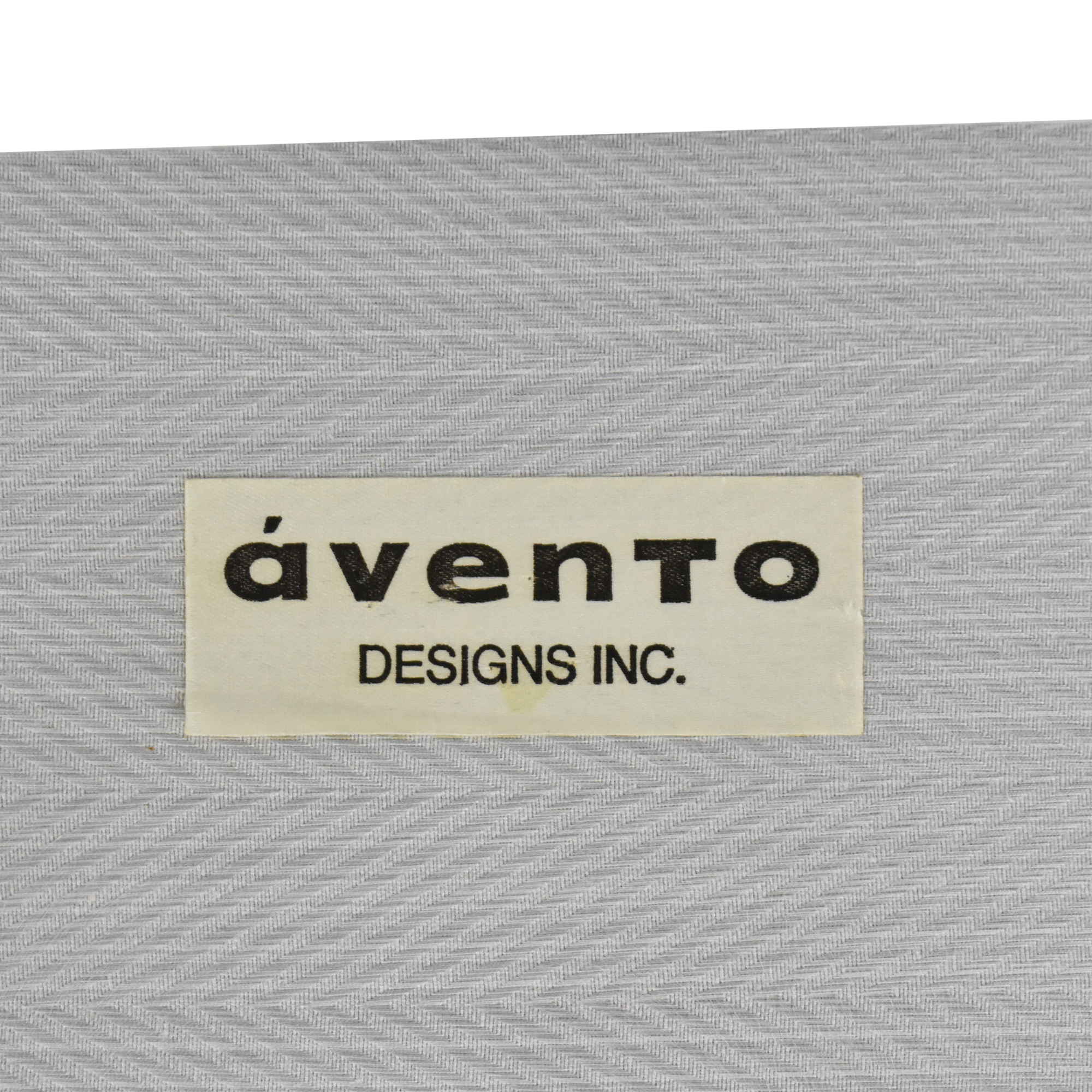 Avento Designs Avento Designs Modern Three Piece Chaise Sectional Sofa on sale