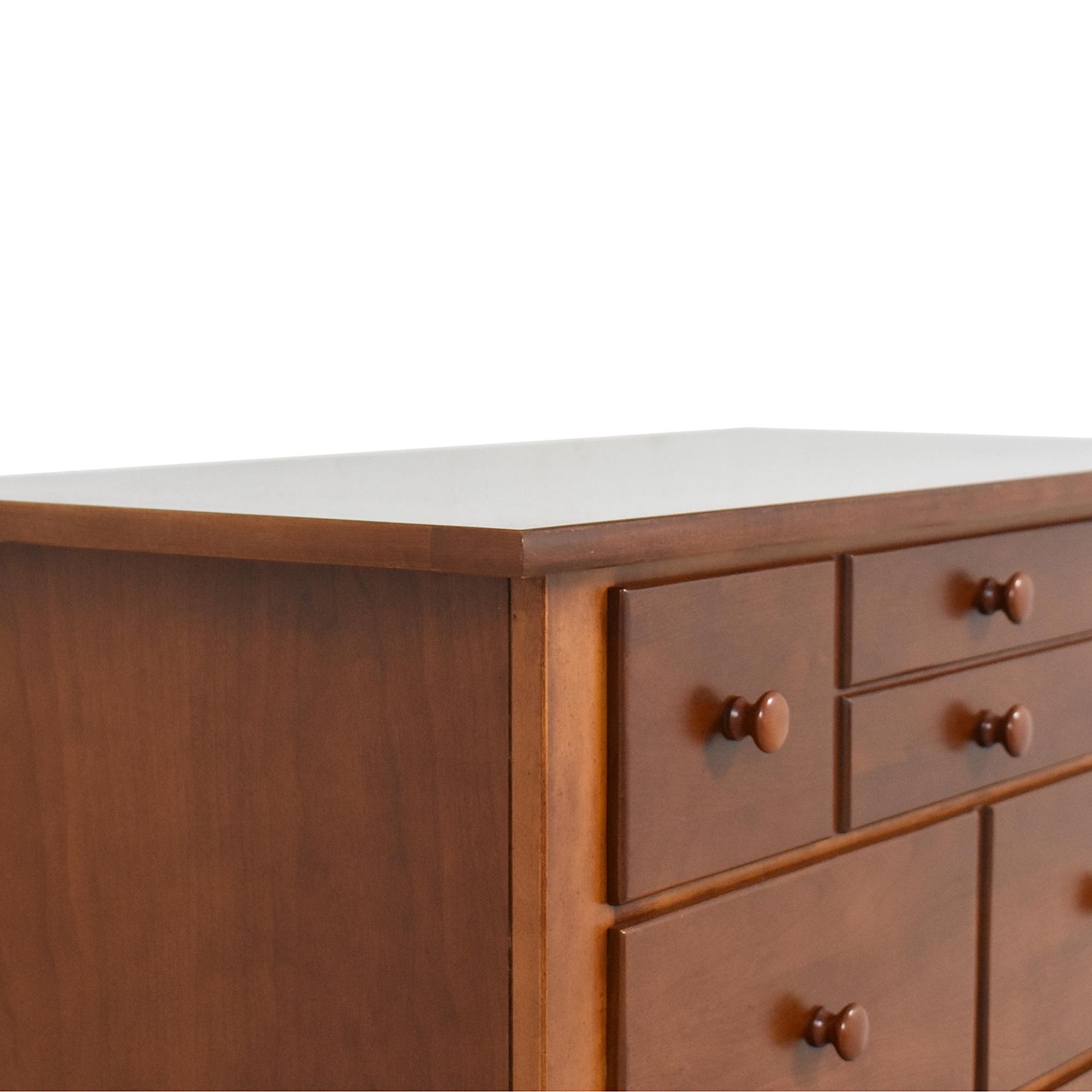 Stanley Furniture Six Drawer Dresser sale