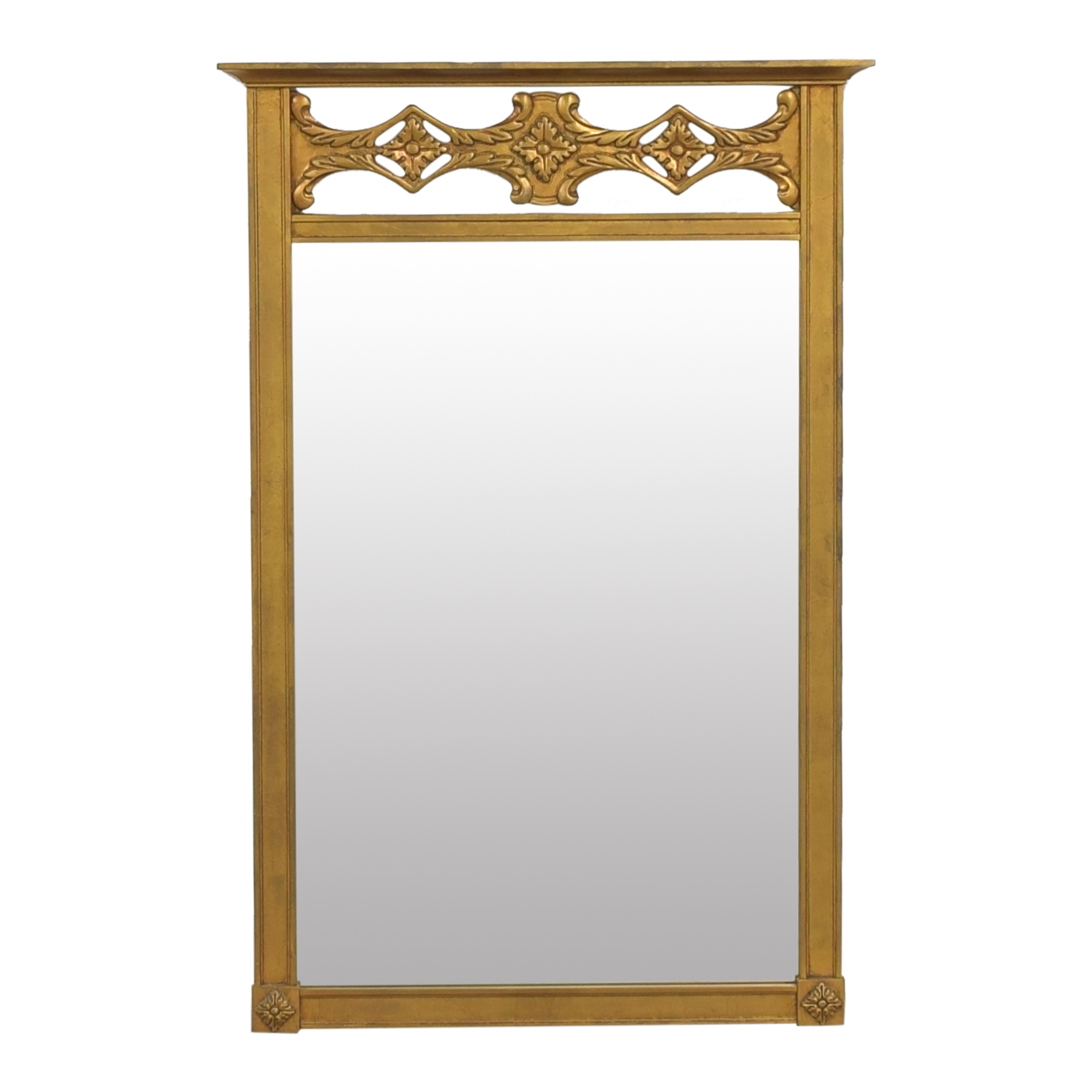 shop Decorative Framed Wall Mirror